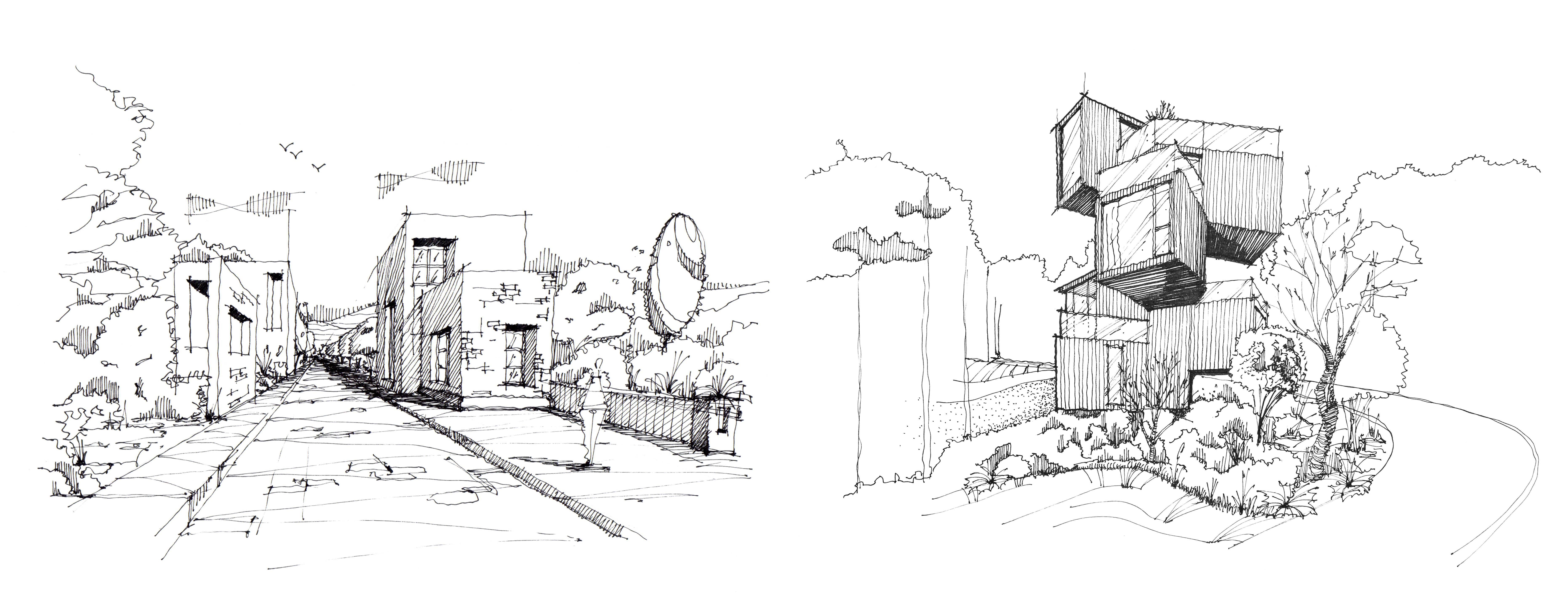 Sketch Like an Architect: Step-by-Step from Lines to Perspective ...