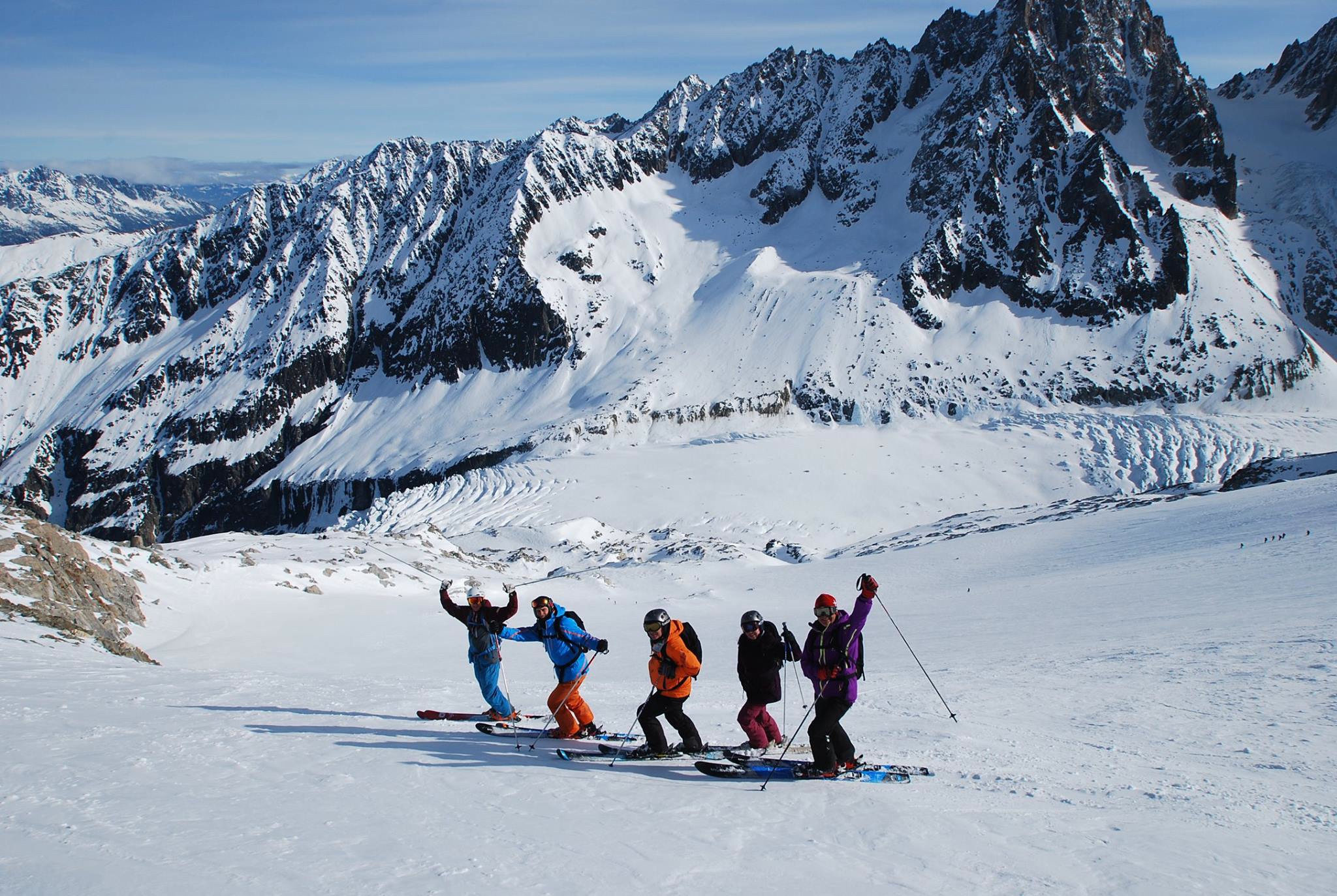 Performance ski courses & lessons in Europe | All Mountain Performance