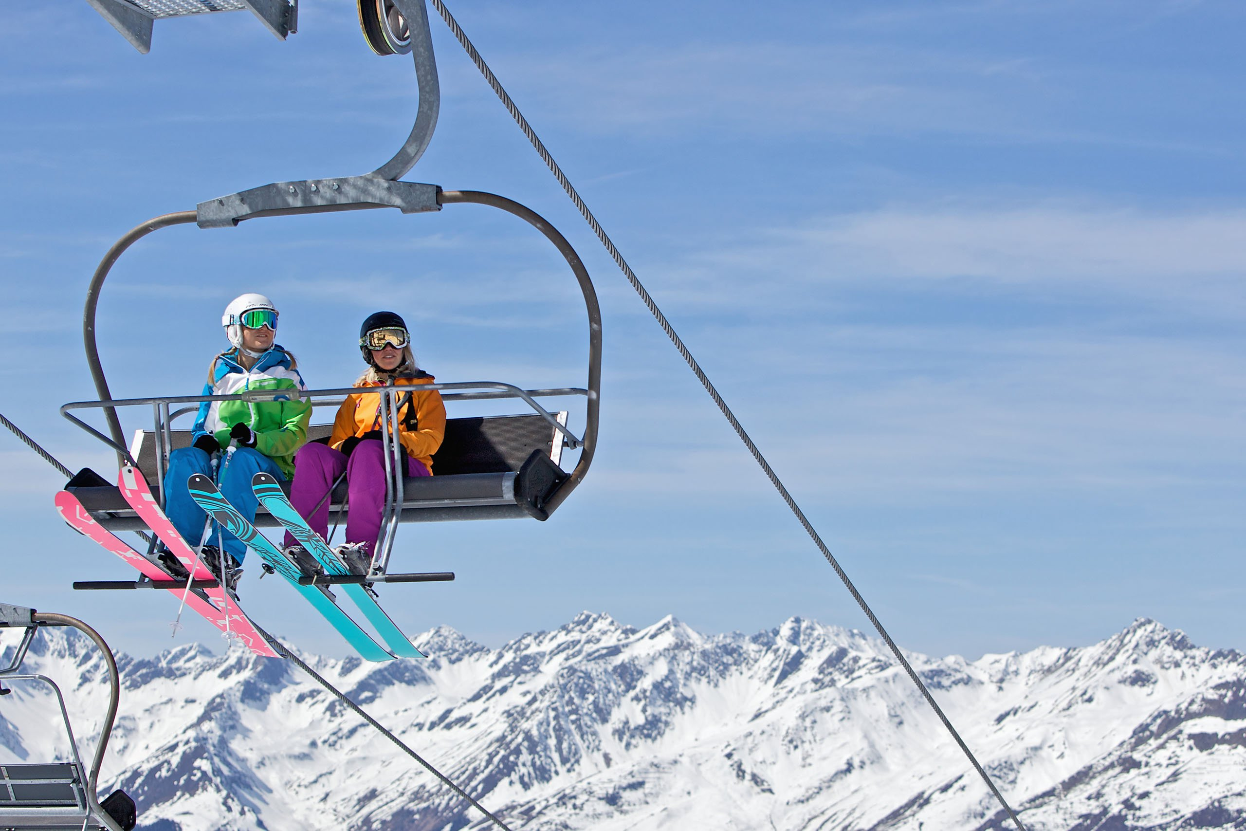 Solar Powered Ski Lift