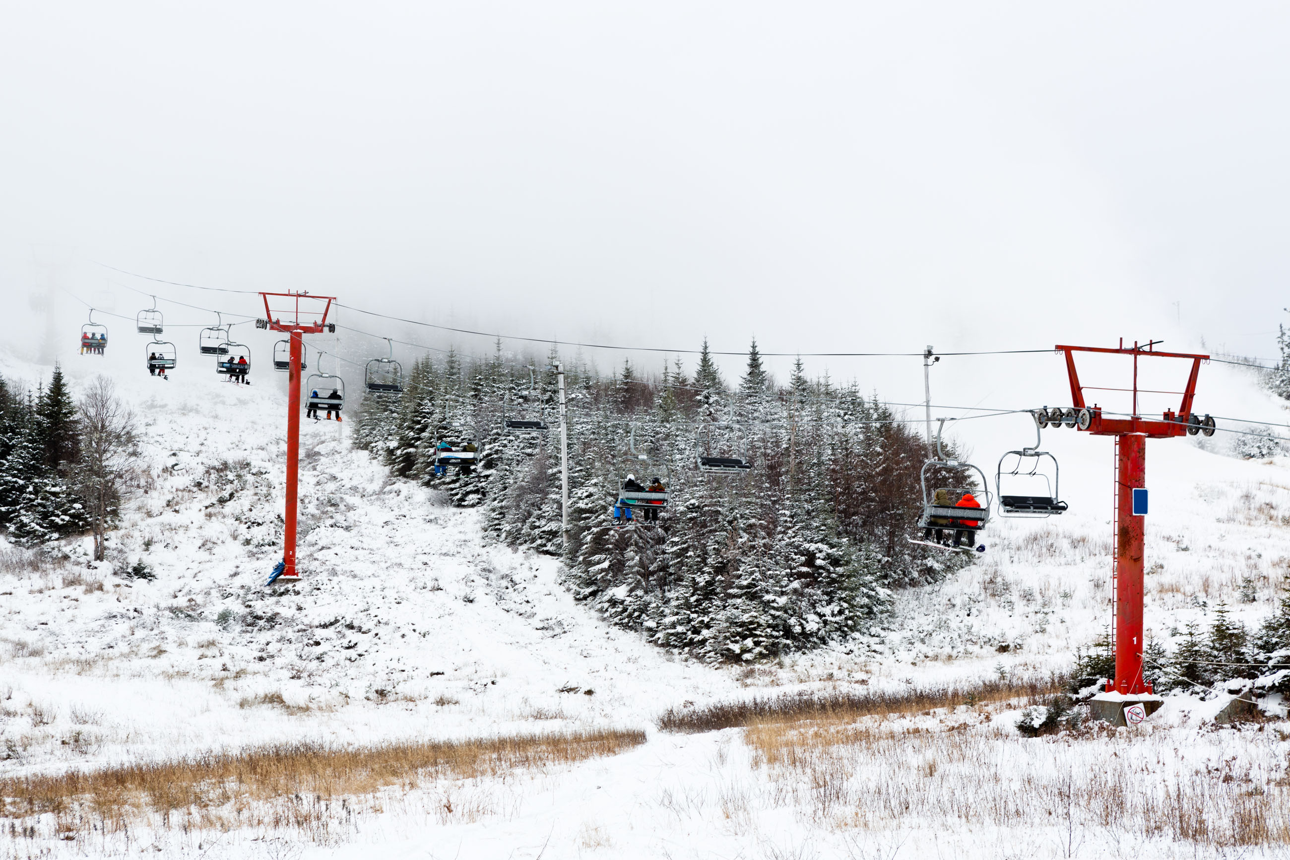 Ski lift, Sport, Sit, Ski, Skier, HQ Photo