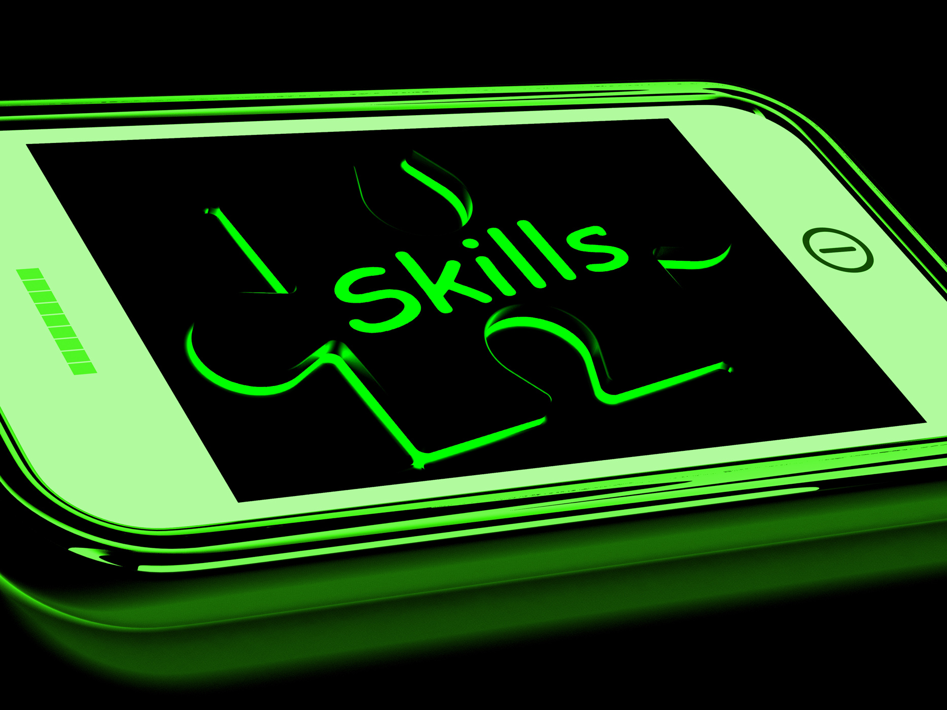Skills On Smartphone Shows Abilities, And Talents, Abilities, Mobile, Talent, Smartphone, HQ Photo