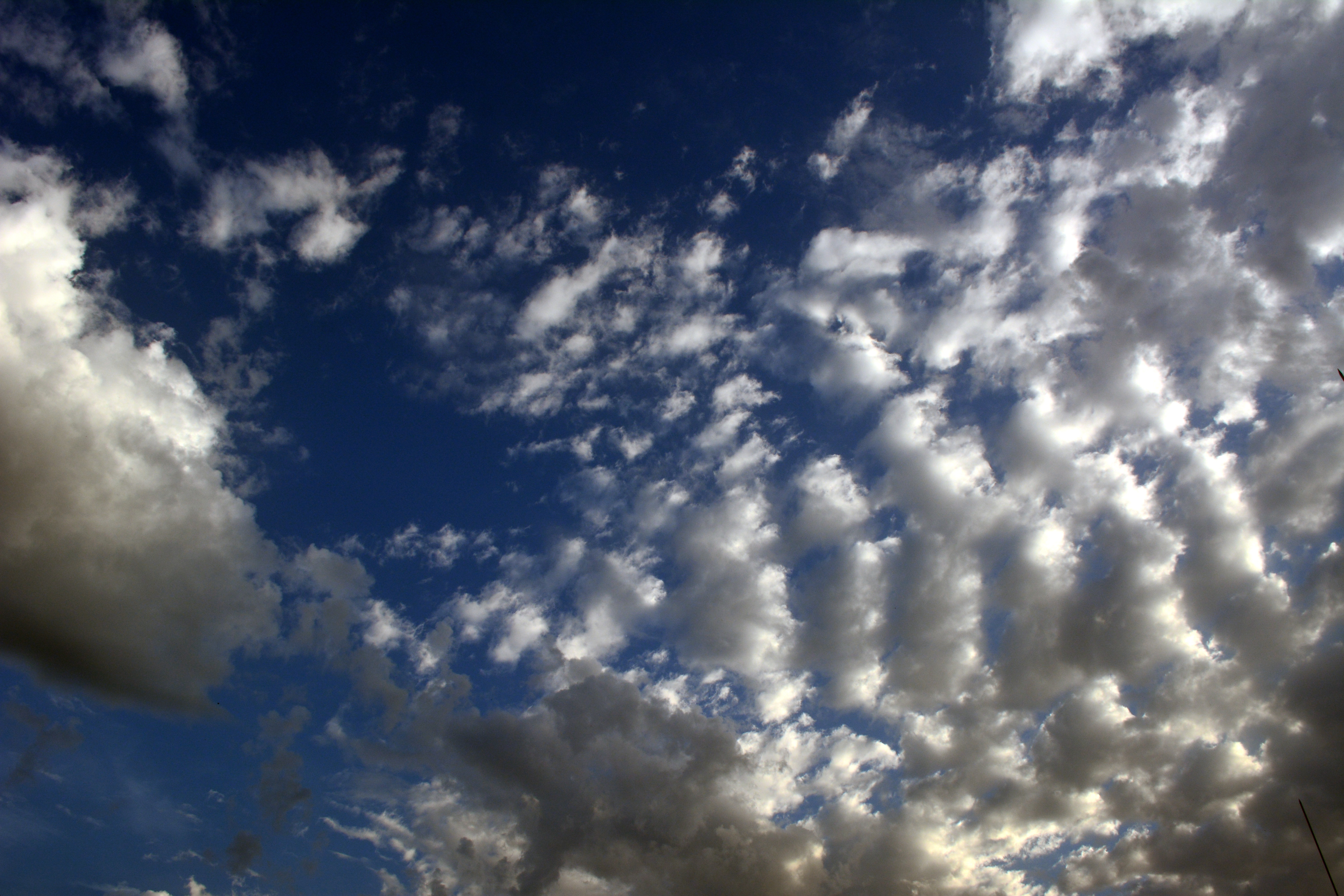 Sky, Nature, Cloudy, Cloud, Above, HQ Photo