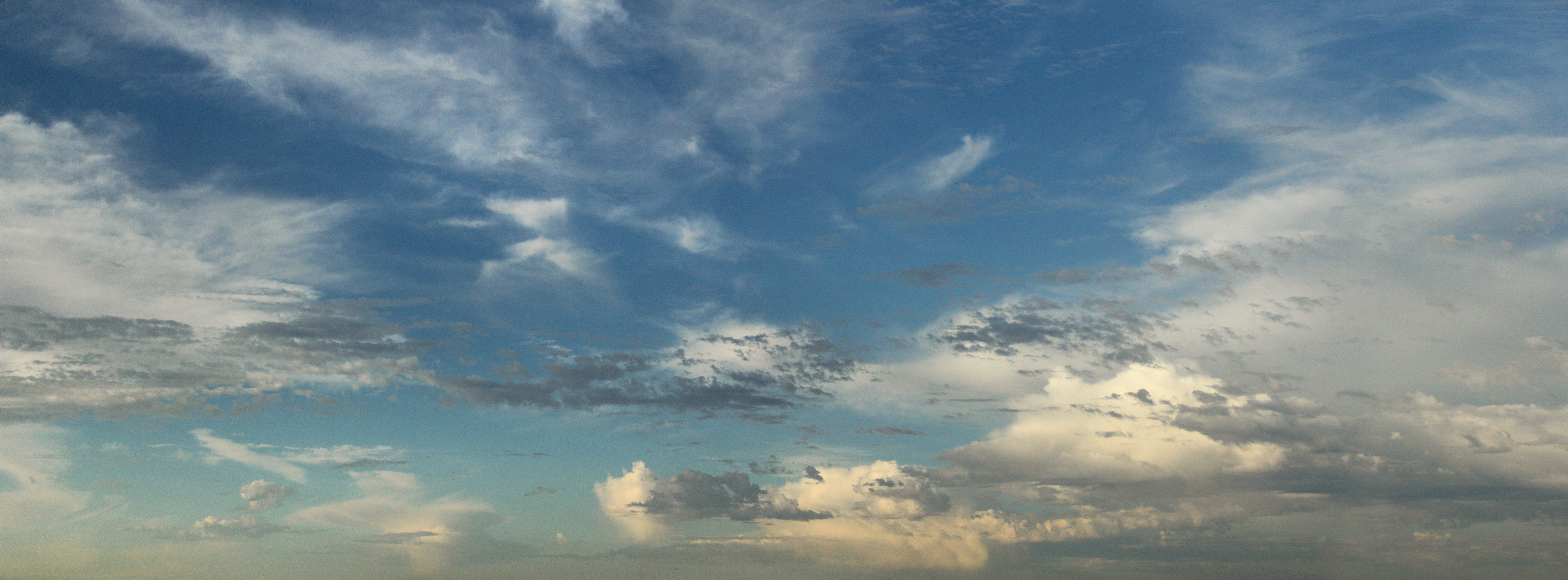sky texture high resolution panoramic blue green clouds stock photo ...