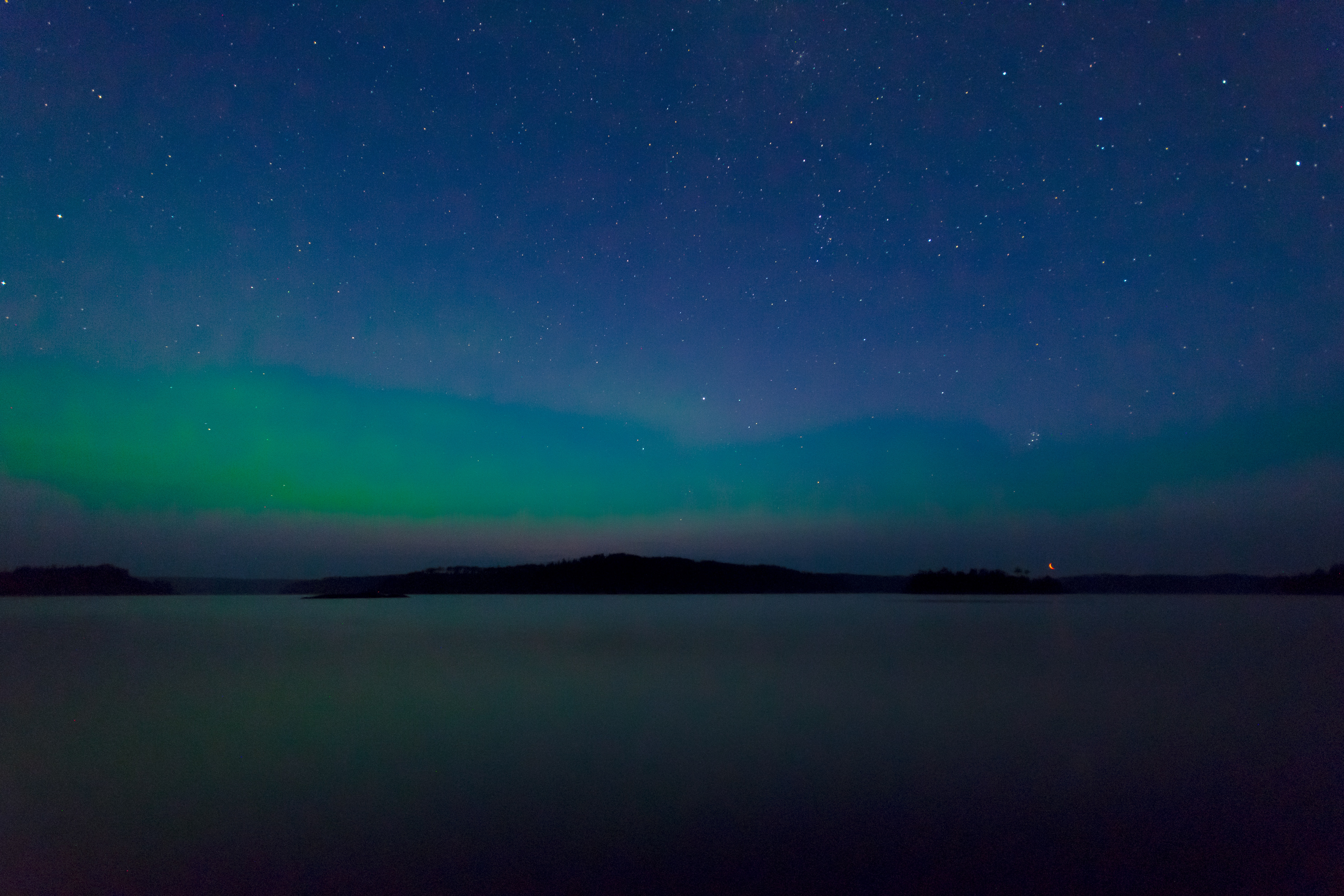 Sky, Lake, Nature, River, Sea, HQ Photo