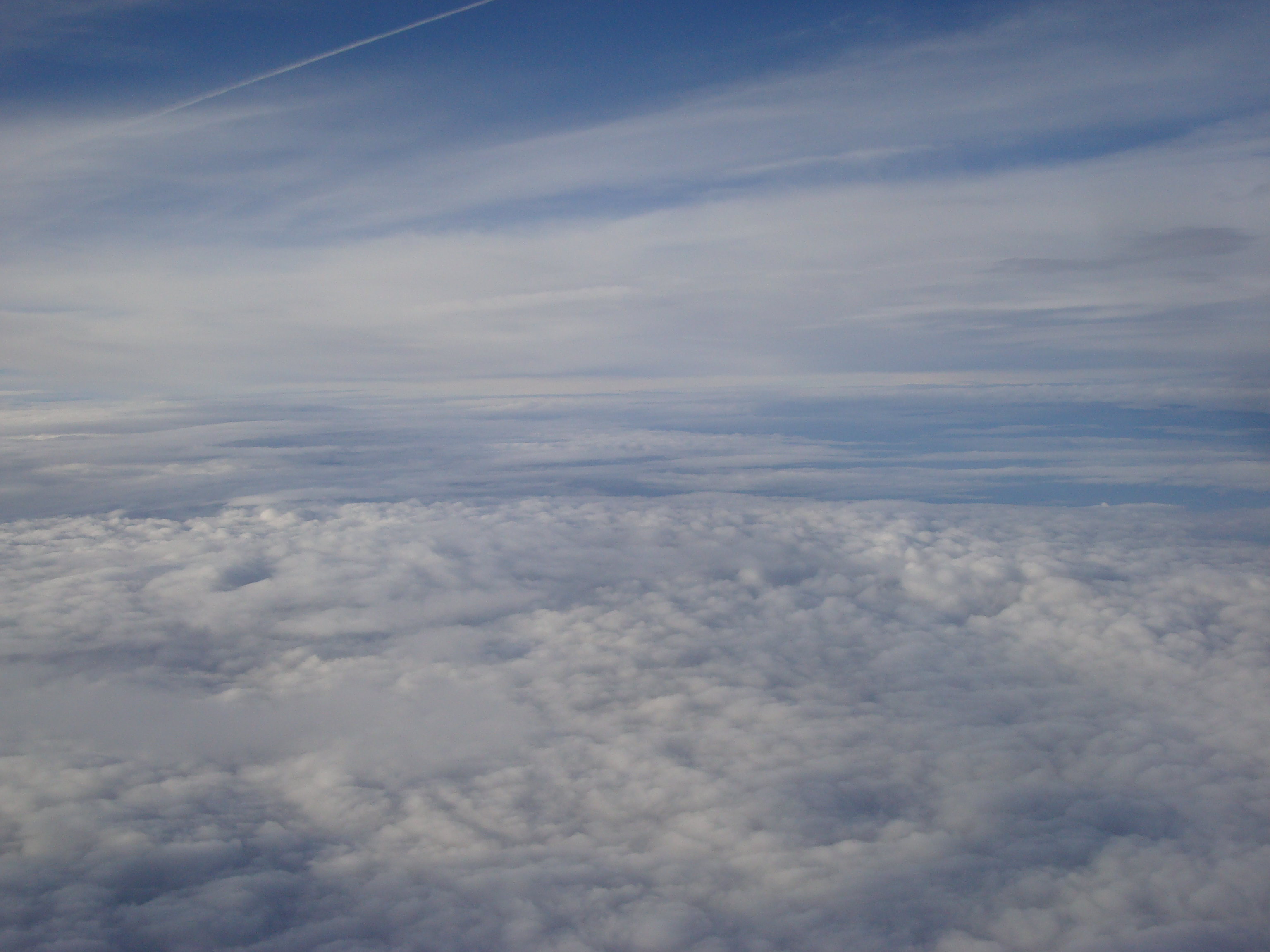 Sky and clouds, Beautiful, Blue, Clouds, Day, HQ Photo