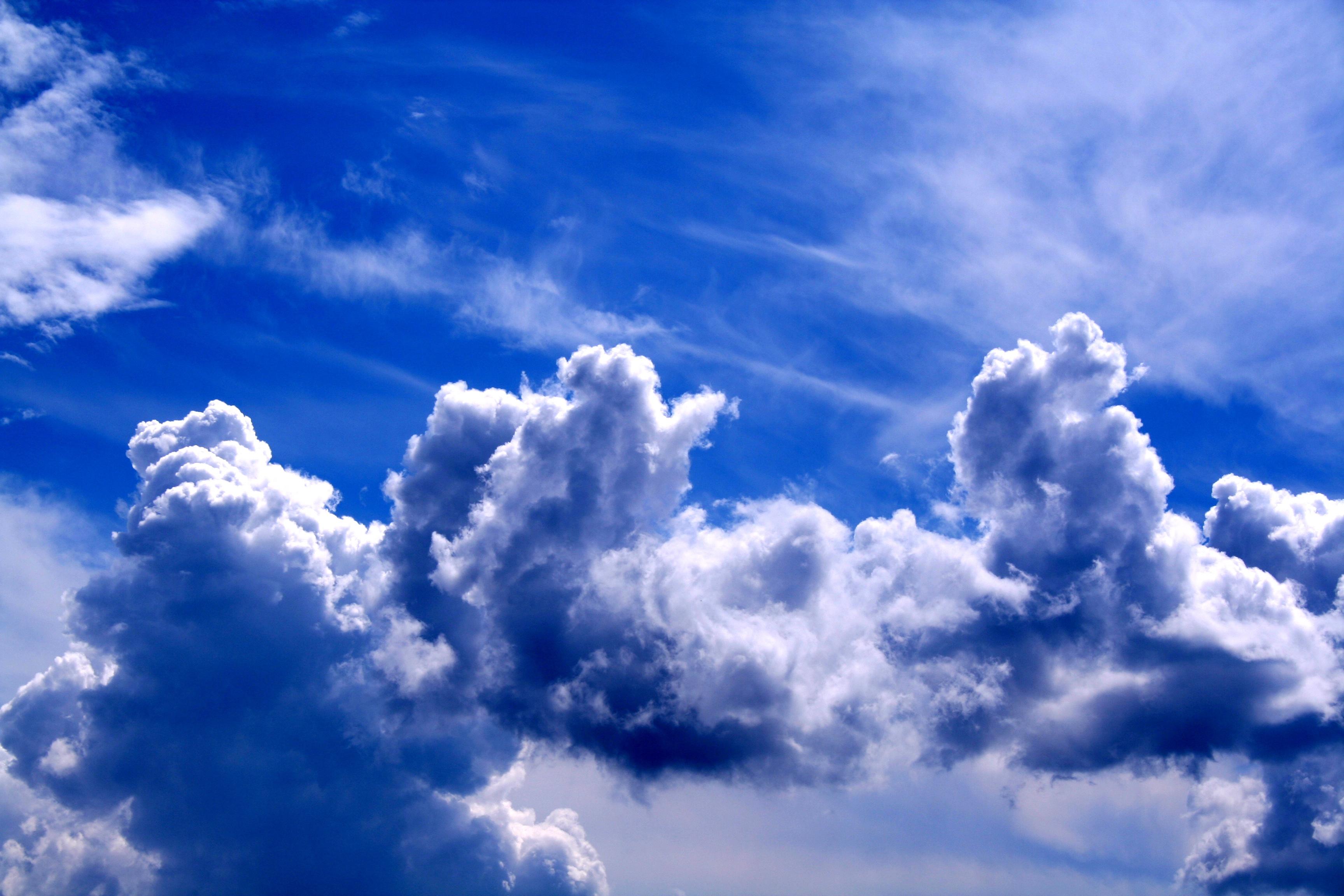 Sky mountains / 3456 x 2304 / Skyandclouds / Photography | MIRIADNA.COM