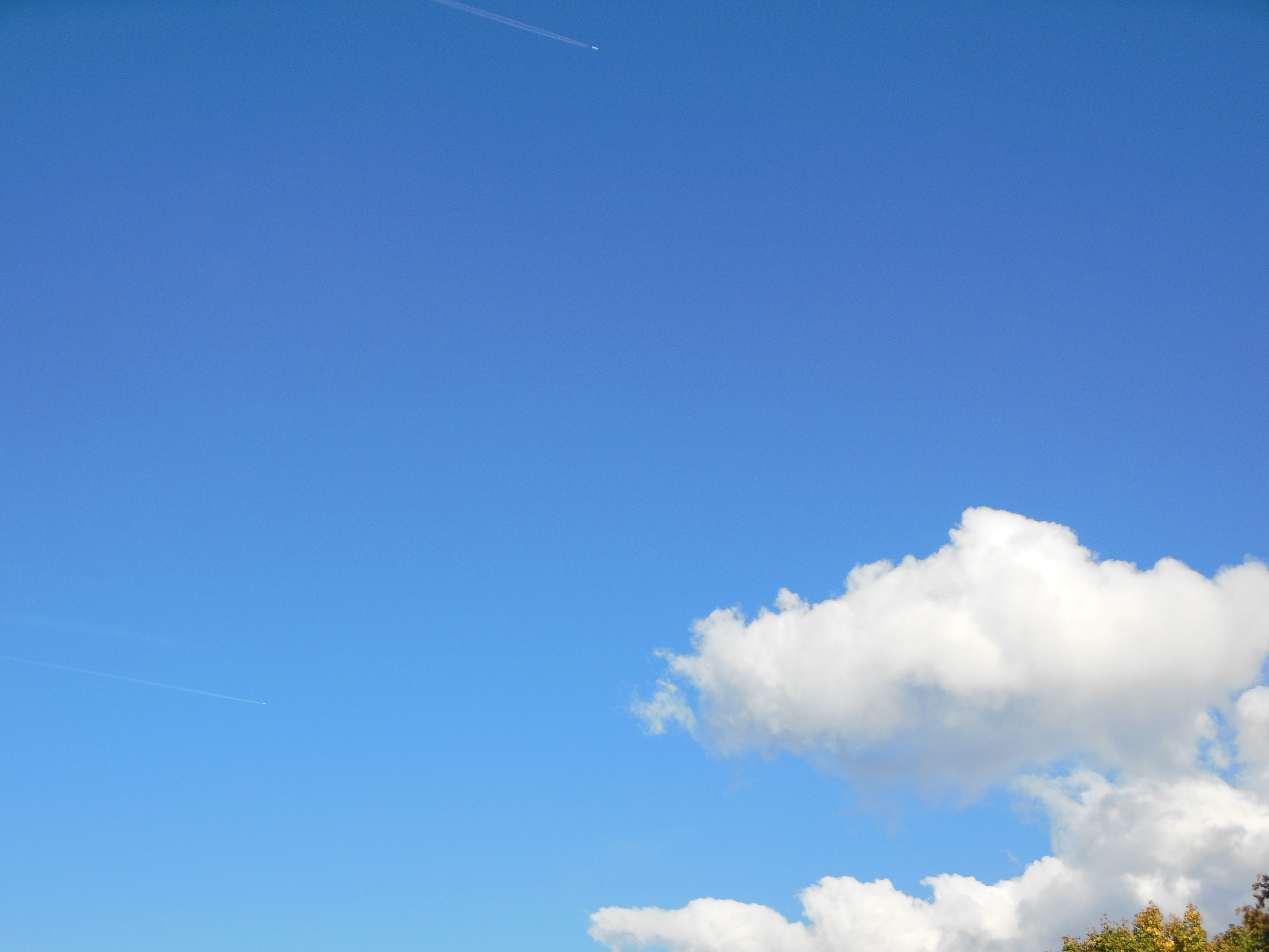 File:Blue sky and clouds.jpg - Wikimedia Commons