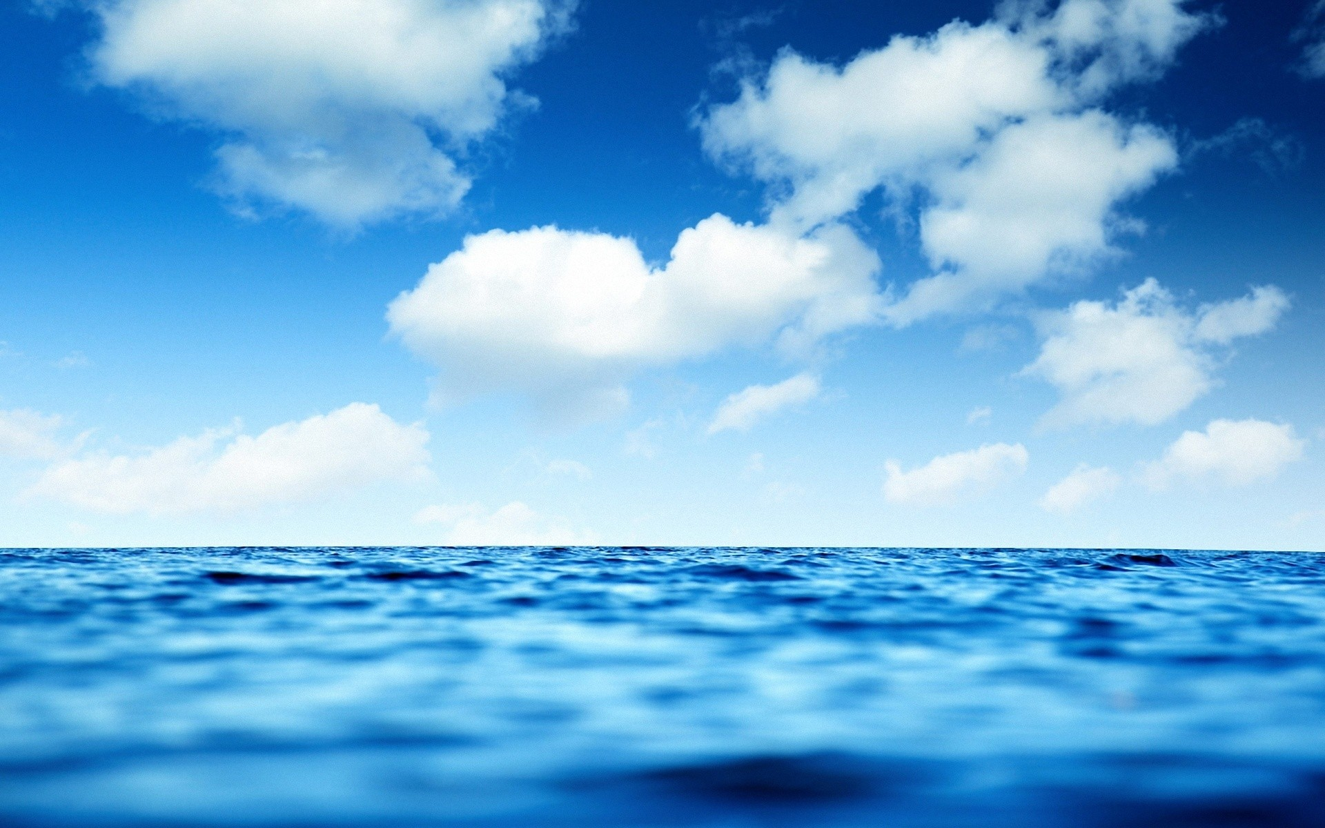 Sky and sea wallpaper | AllWallpaper.in #11345 | PC | en