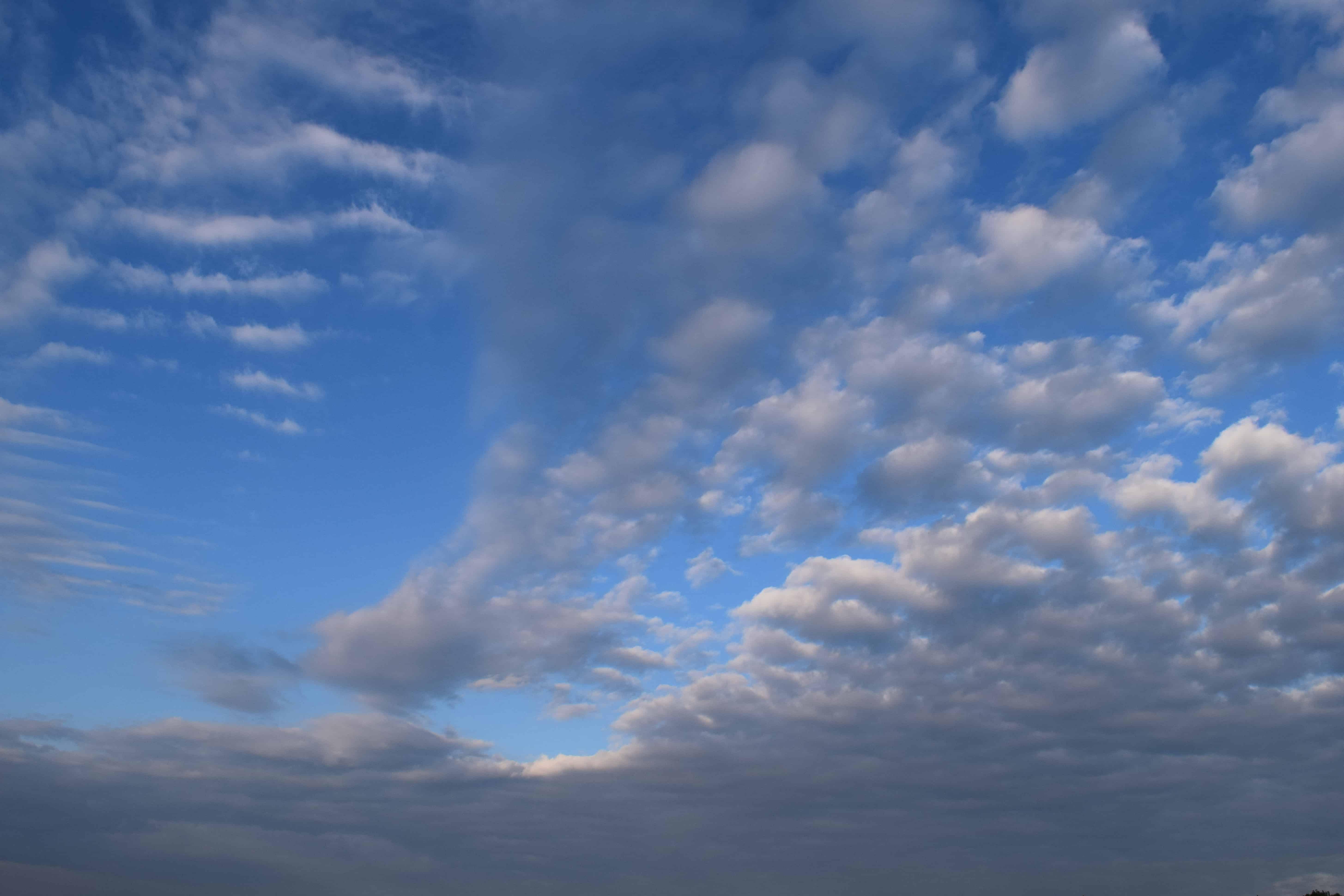 free photo sky during daylight mcdonalds silhouette sky free