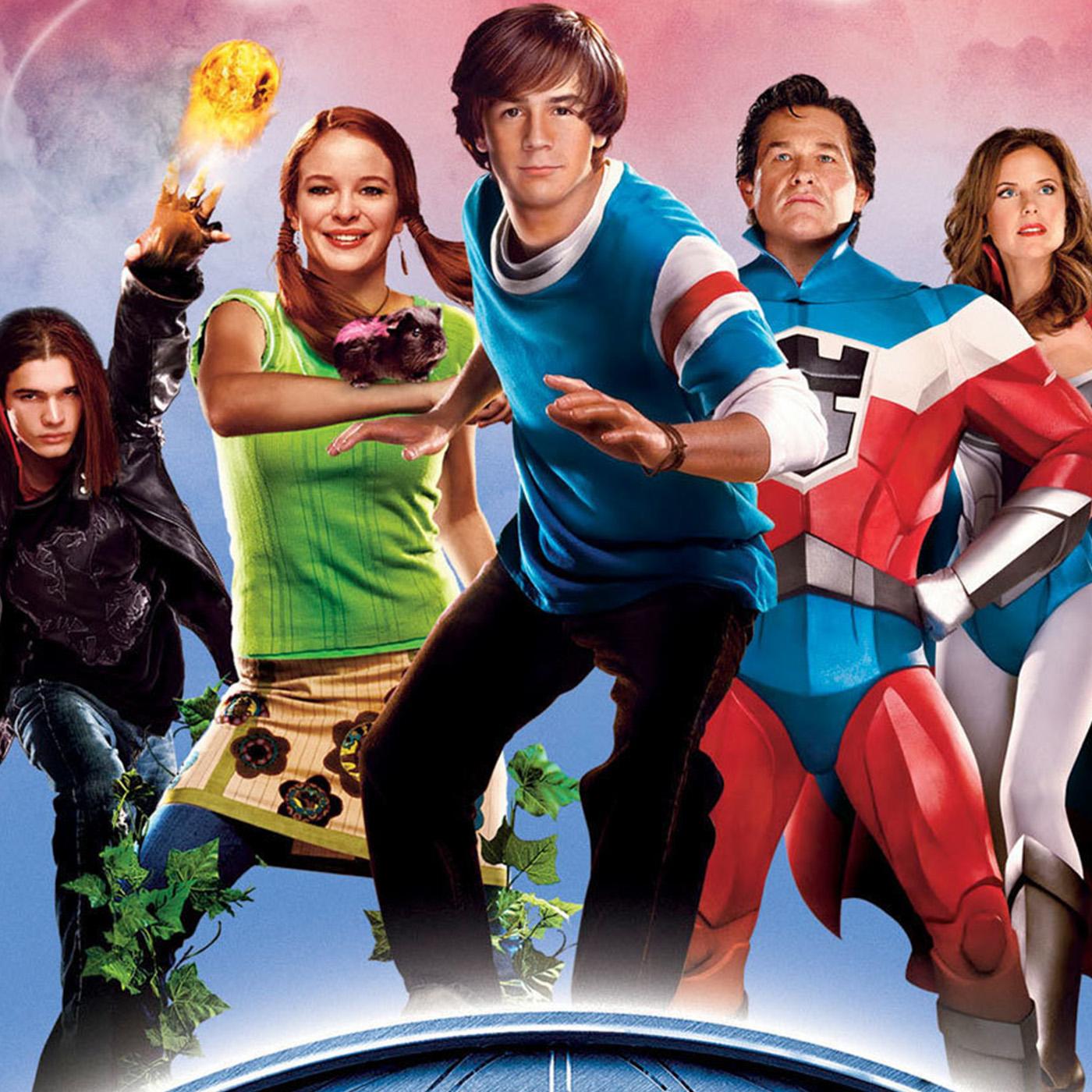 Episode 66: Sky High (2005) | Cinematic Universe