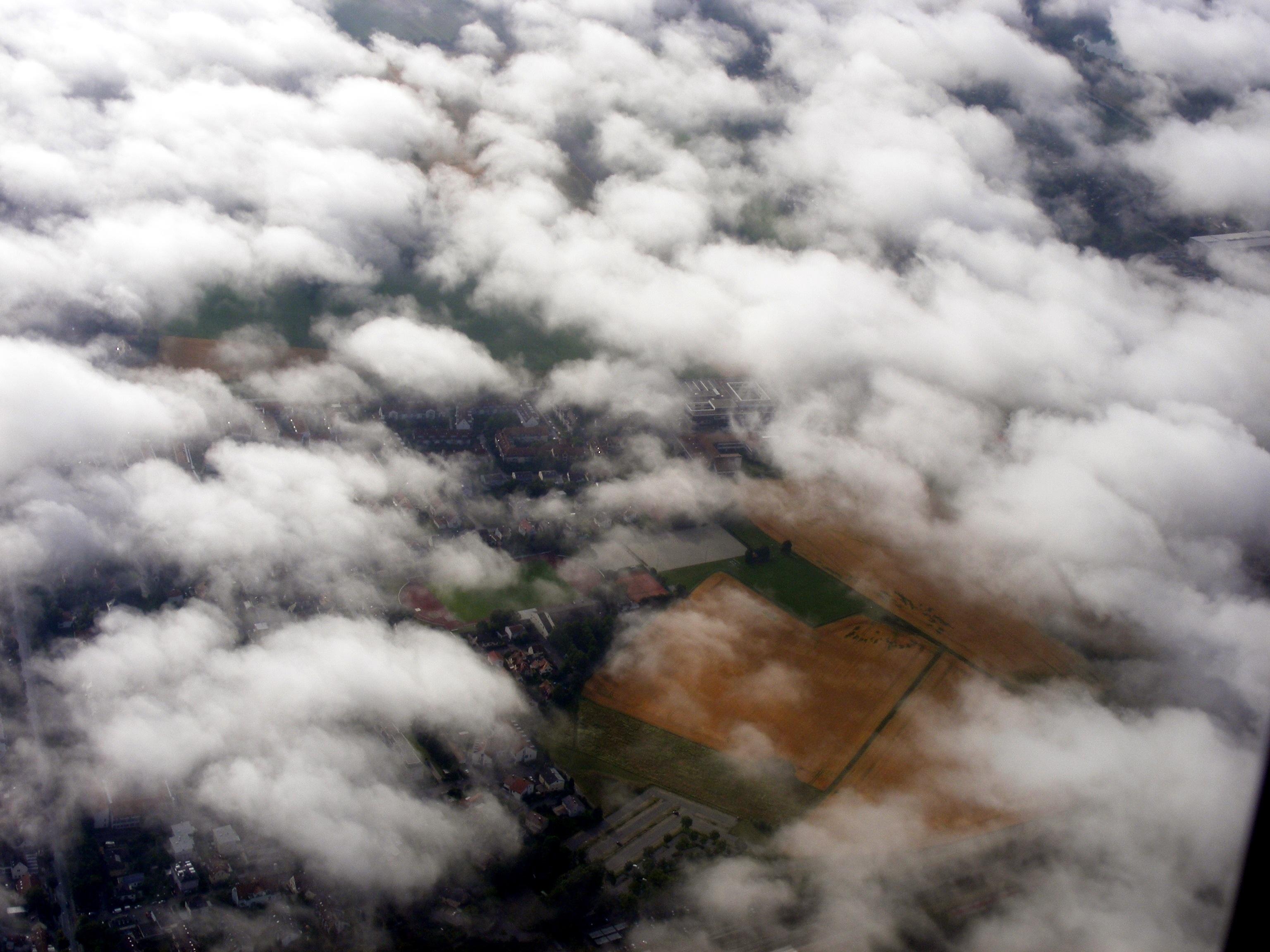 Sky high photo
