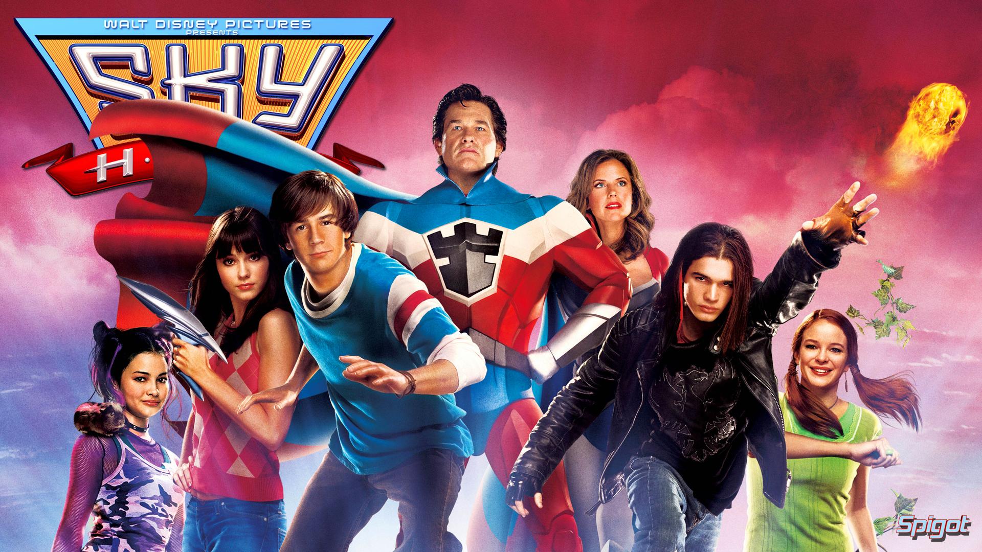 Sky High: A Superhero Movie Ahead of Its Time | Den of Geek