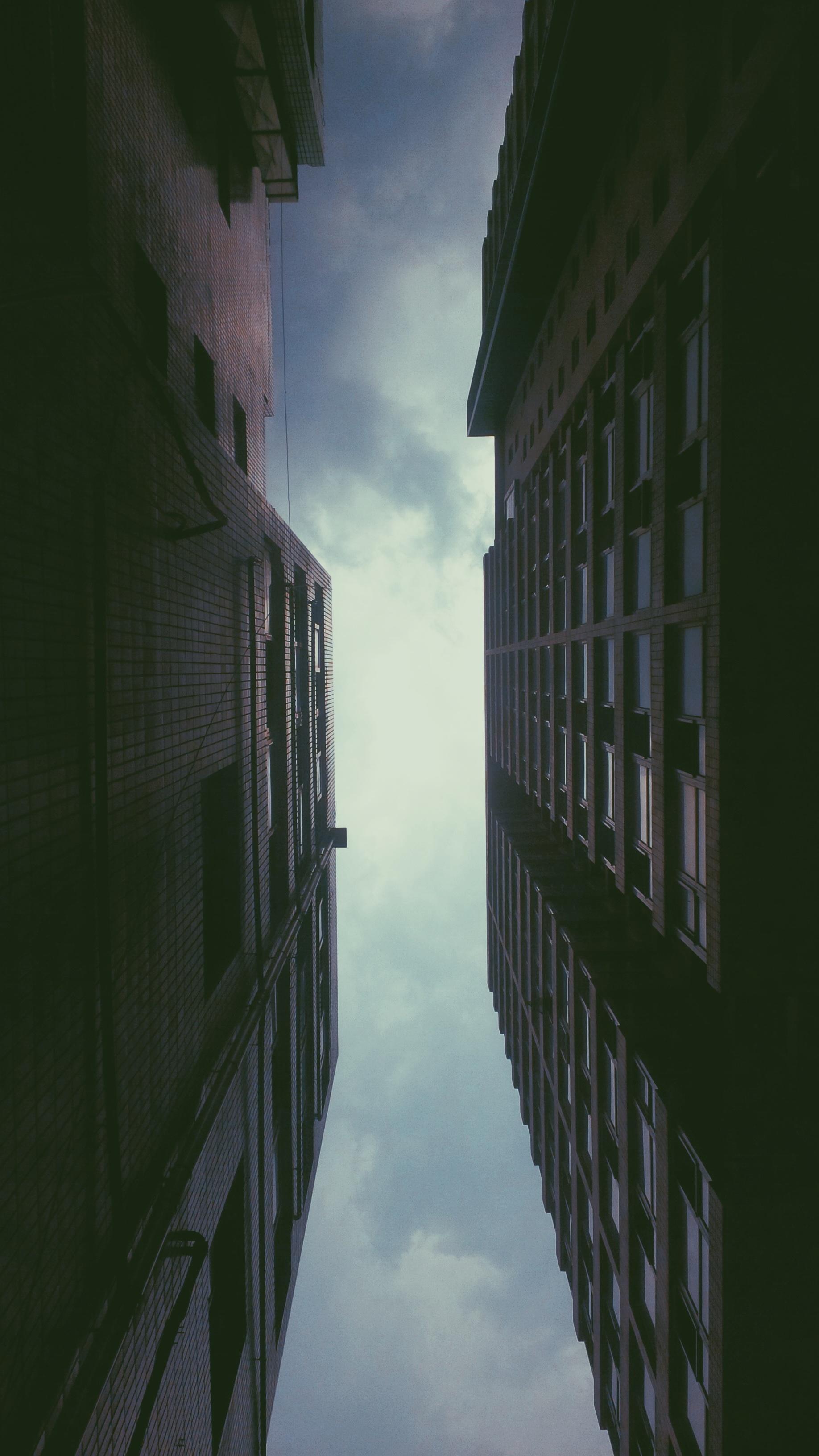 Sky High, Skyscraper, Urban, High, Height, HQ Photo