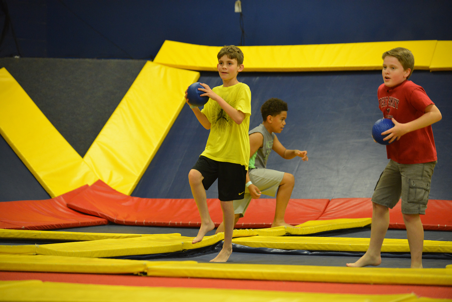 Trampoline Birthday Party | Sky High Sports - Charlotte, NC