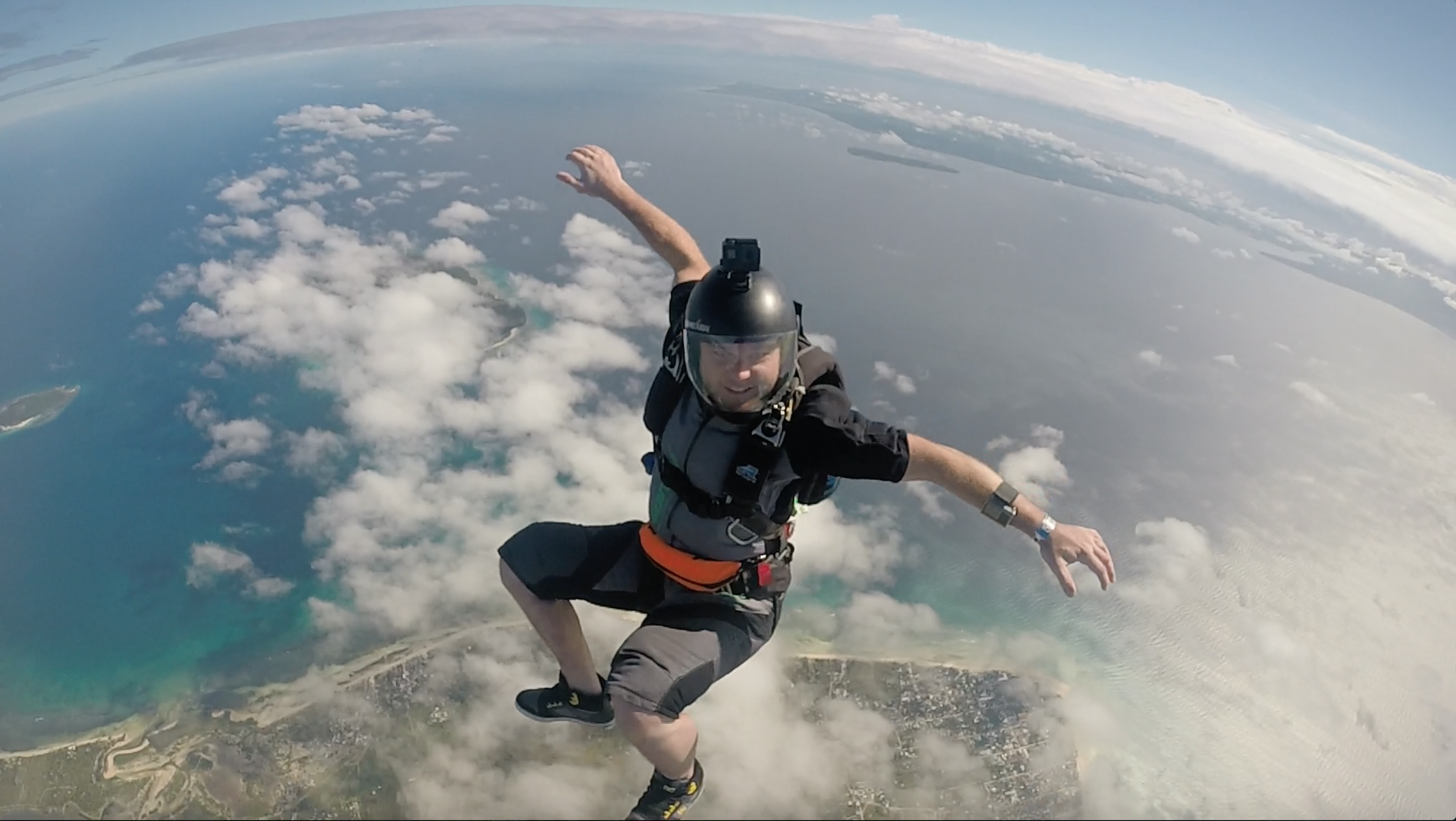 Free Photo  Skydiver - Action  Jumping  Sport - Free Download