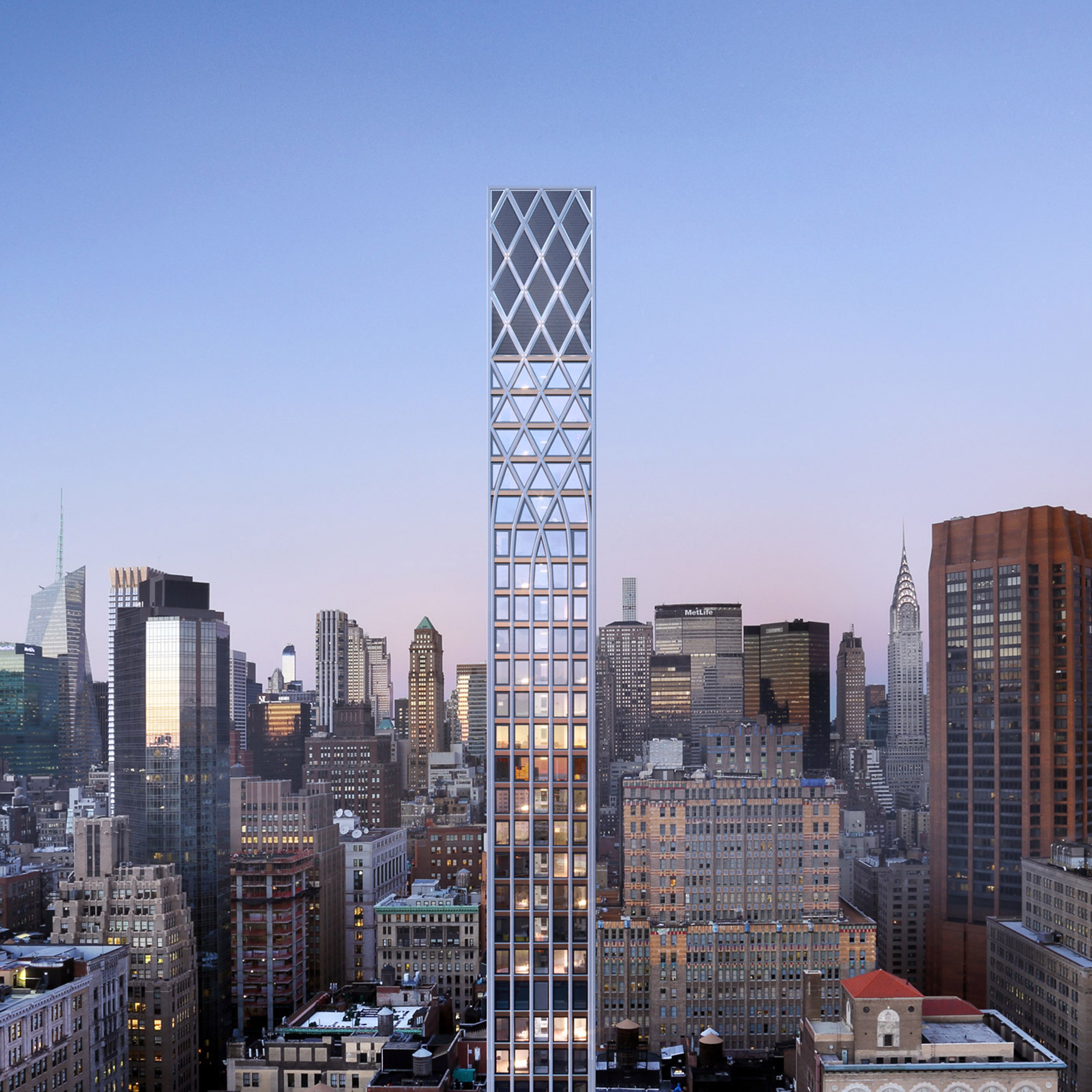New York skyscrapers | Dezeen