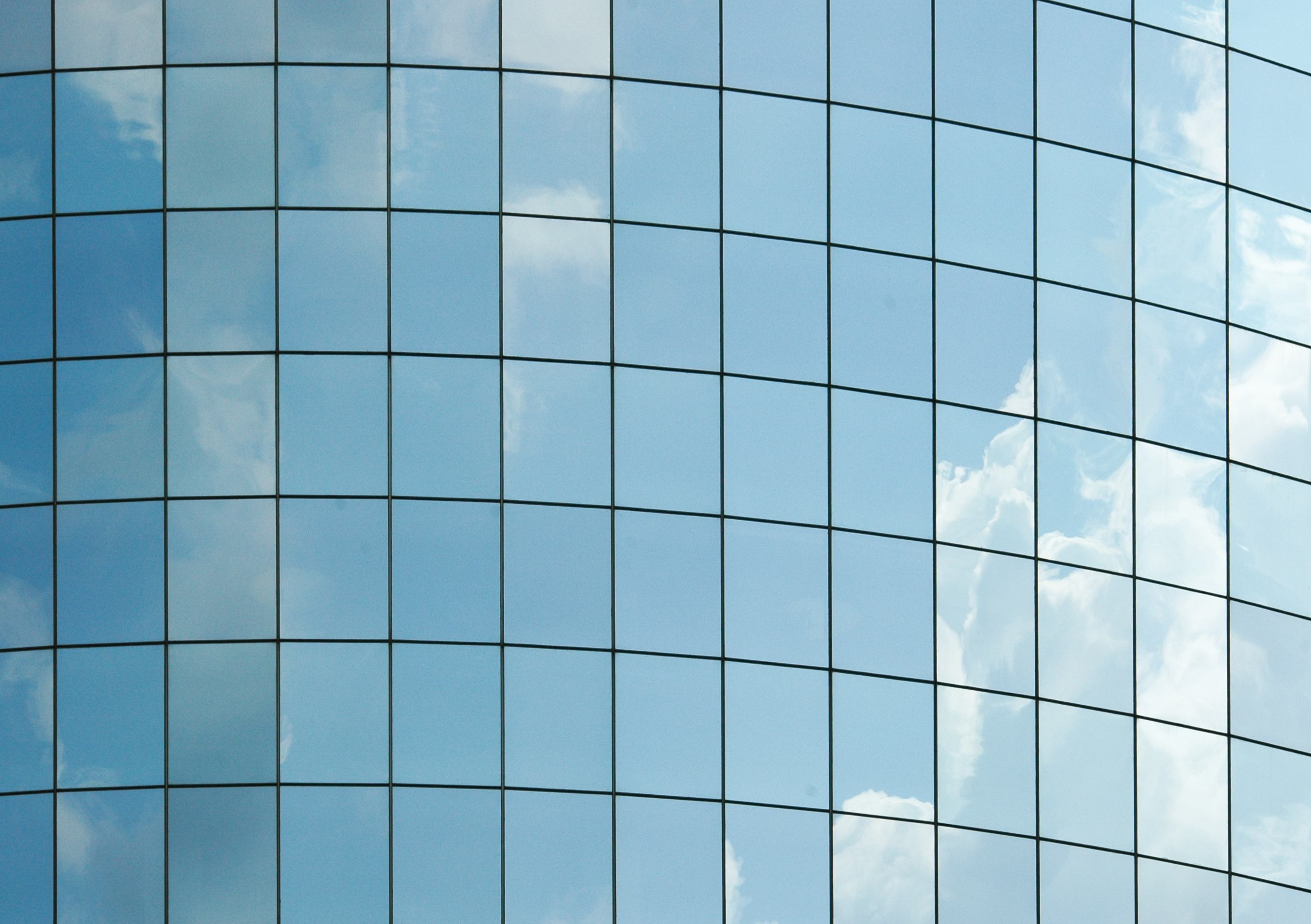 Blue Skyscraper Windows - Pattern Pictures free textures and free photos