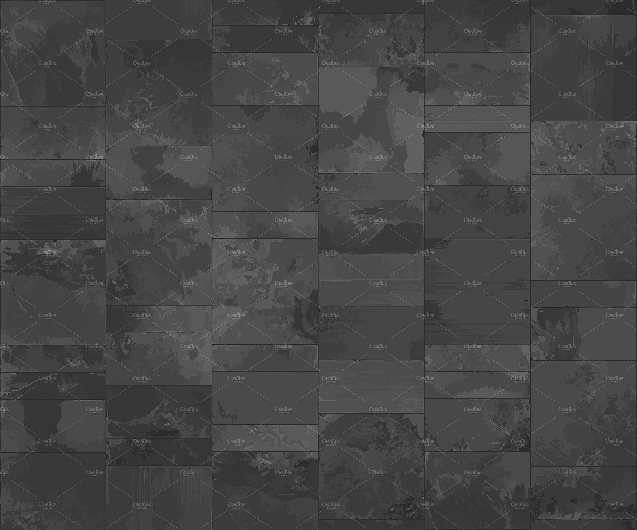 Slate tile texture, vector graphic ~ Textures ~ Creative Market