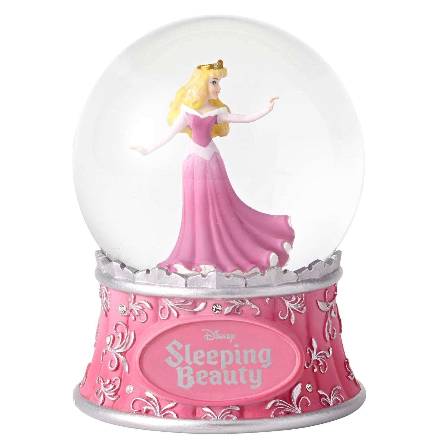 Disney Showcase Sleeping Beauty Aurora Water Globe Disney Collectibles