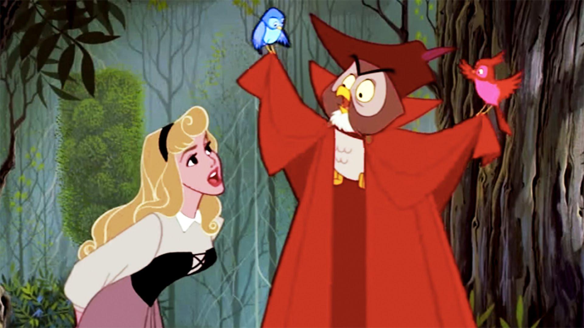 Sleeping Beauty | Once Upon A Dream | Lyric Video | Disney Sing ...