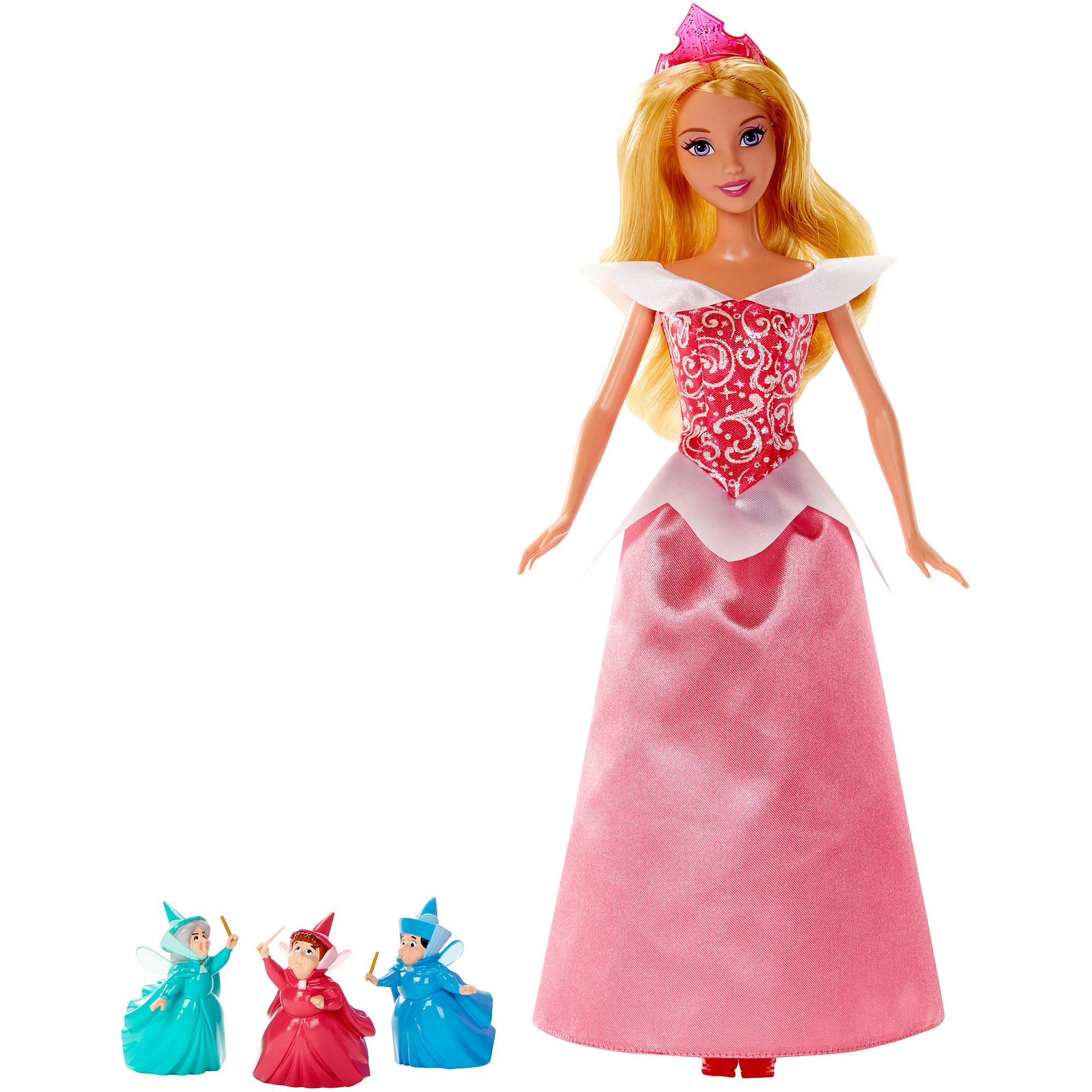 Disney Sleeping Beauty/Fairy Gift Set - Walmart.com
