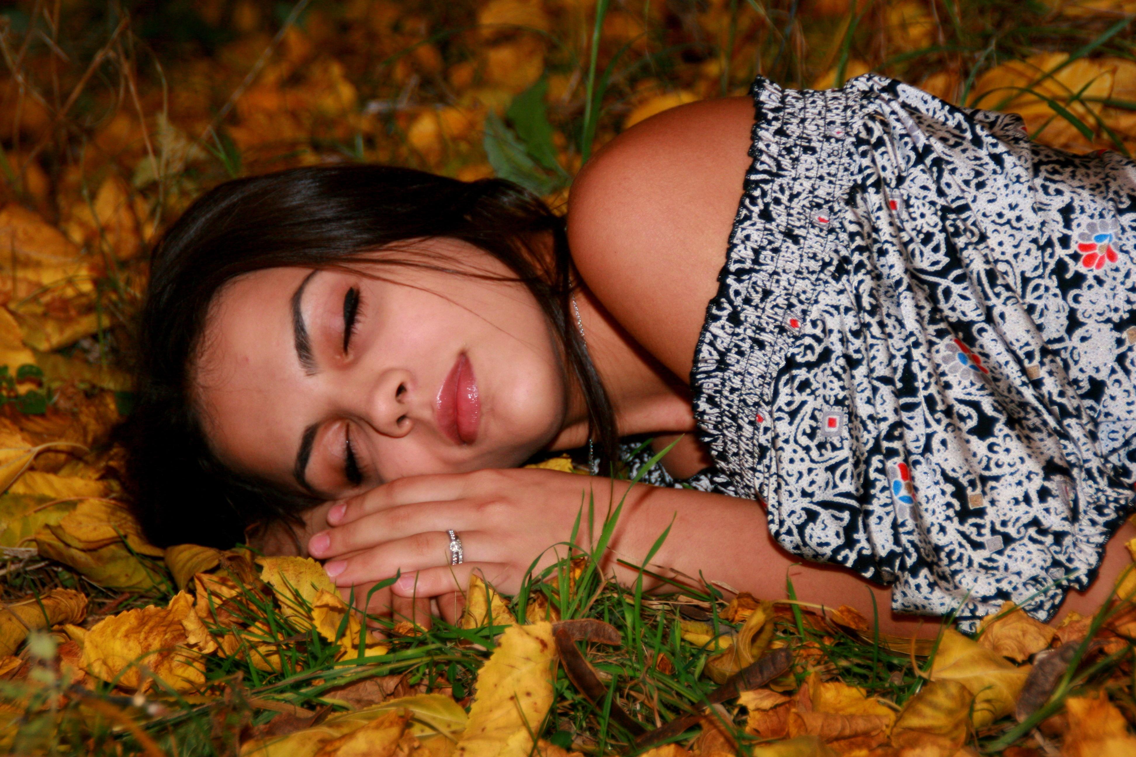 Sleeping Beauty, Activity, Beauty, Girl, Sleep, HQ Photo