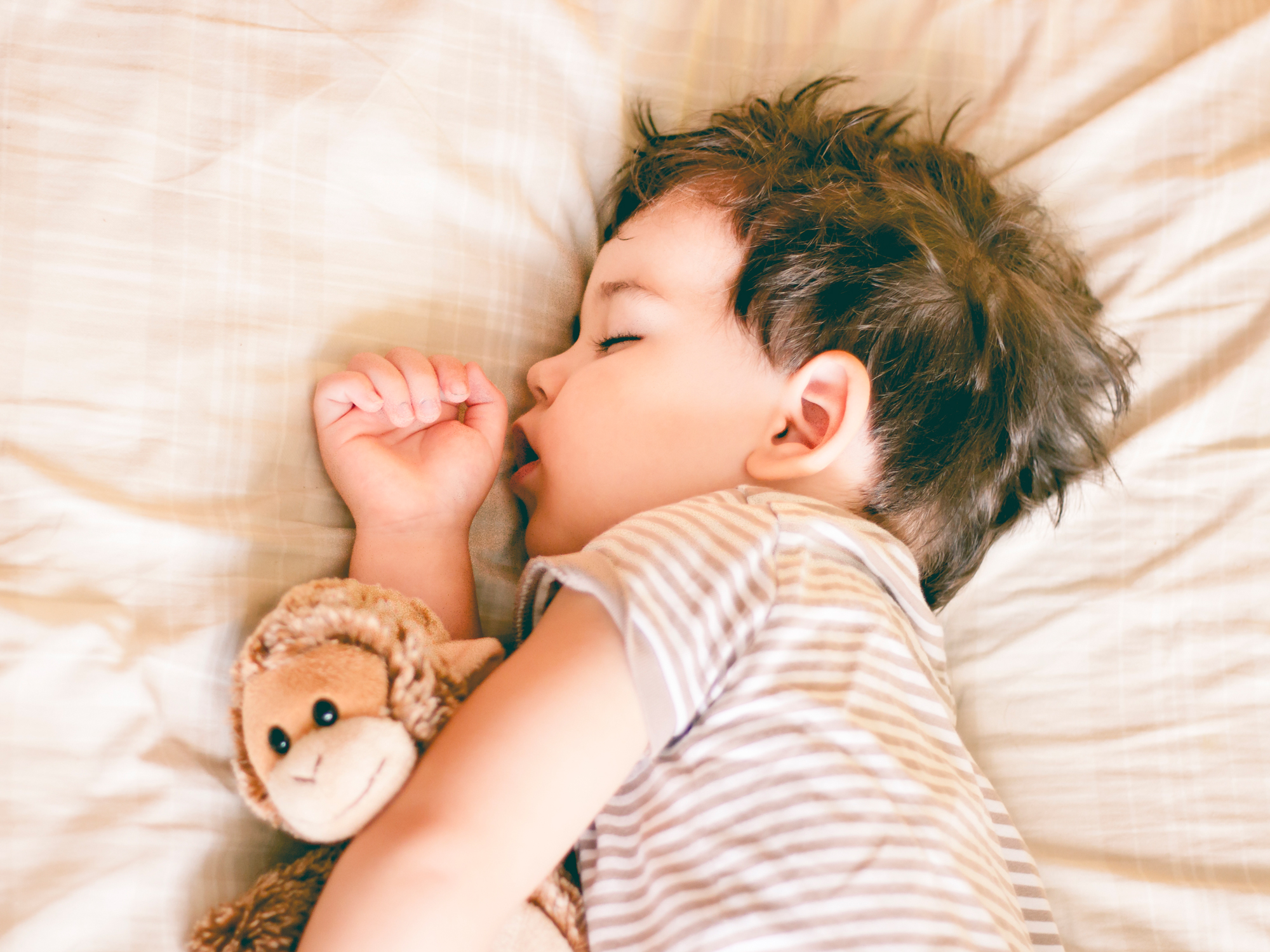 How to Get Your Kid to Sleep | InStyle.com