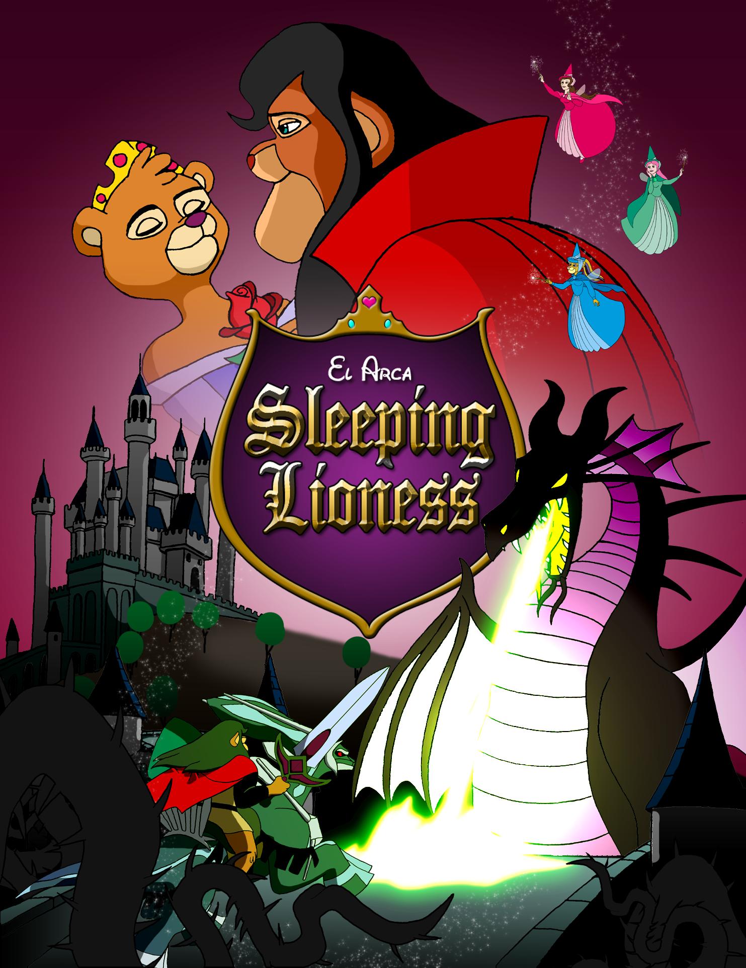 Sleeping Lioness | Pooh's Adventures Wiki | FANDOM powered by Wikia