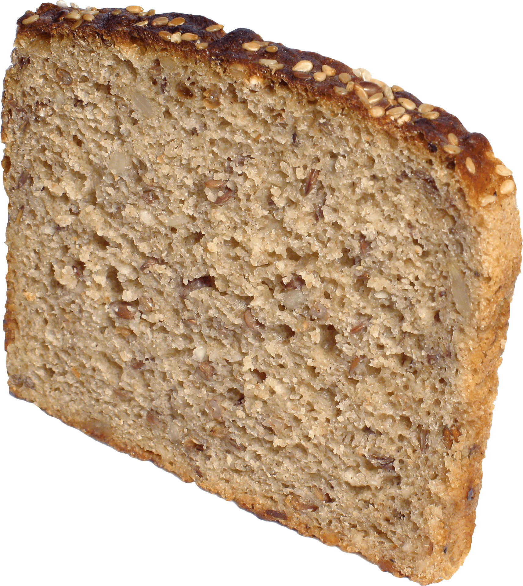 free photo slice of bread isolated loaf object free download