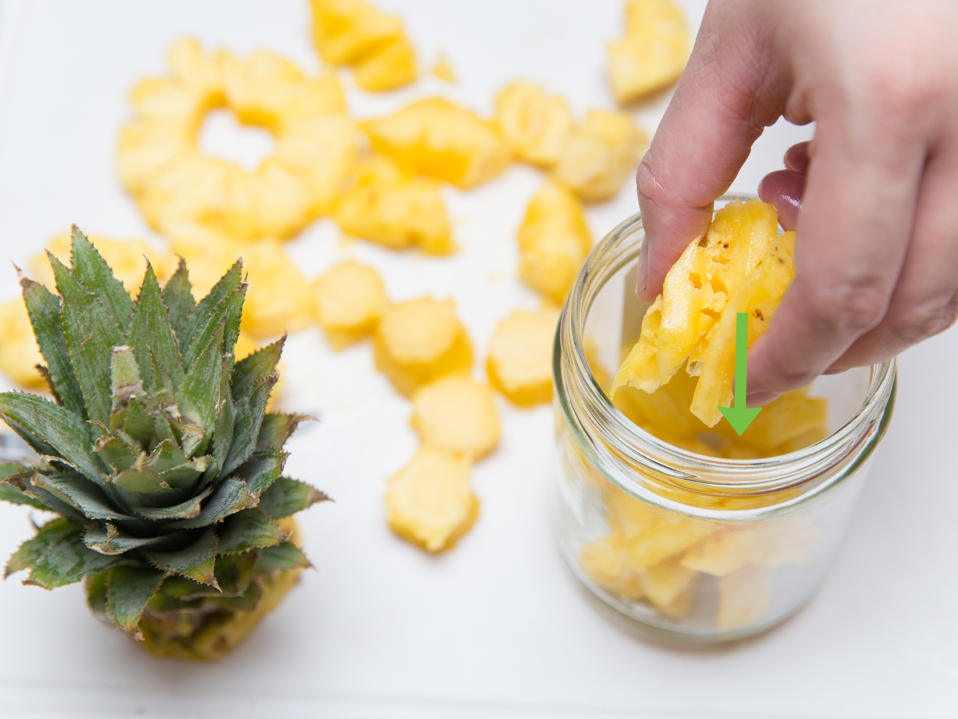 How to Buy and Store Fresh Pineapple: 12 Steps (with Pictures)