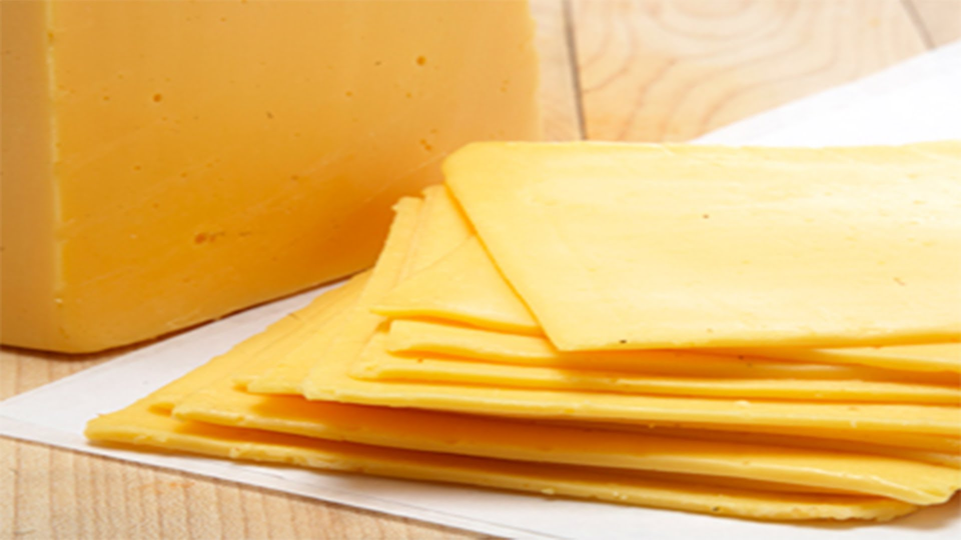 American Cheese Unboxing - YouTube