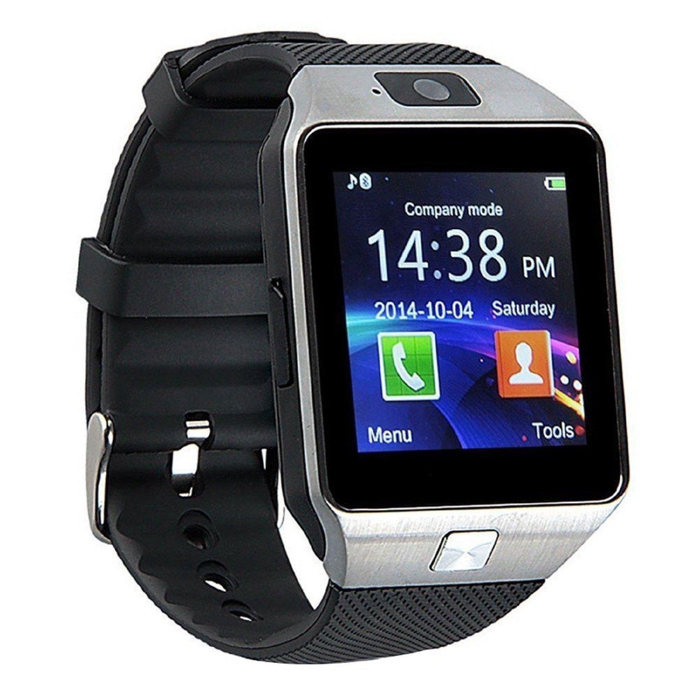 Amazon.com: GZDL Bluetooth Smart Watch DZ09 Smartwatch Watch Phone ...