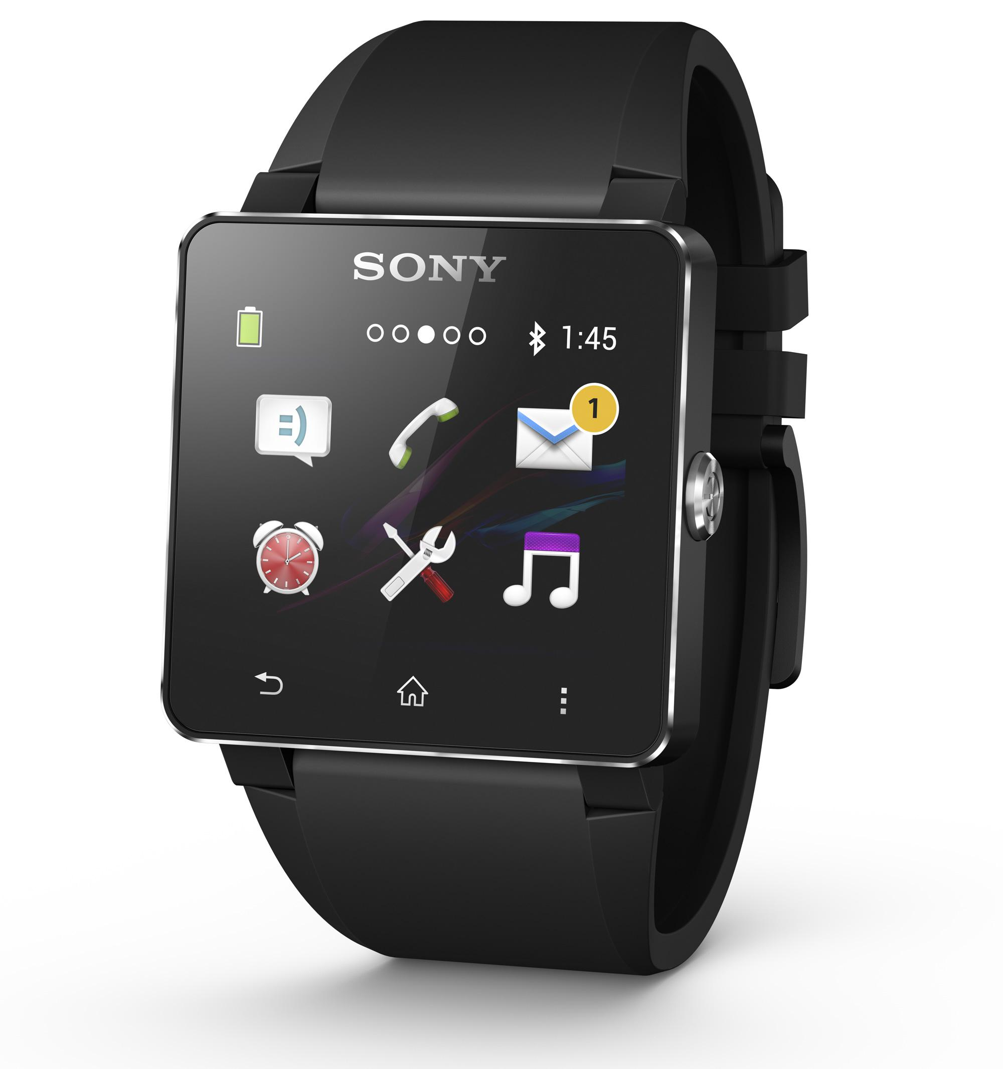 Sony SmartWatch 2 Review & Rating | PCMag.com