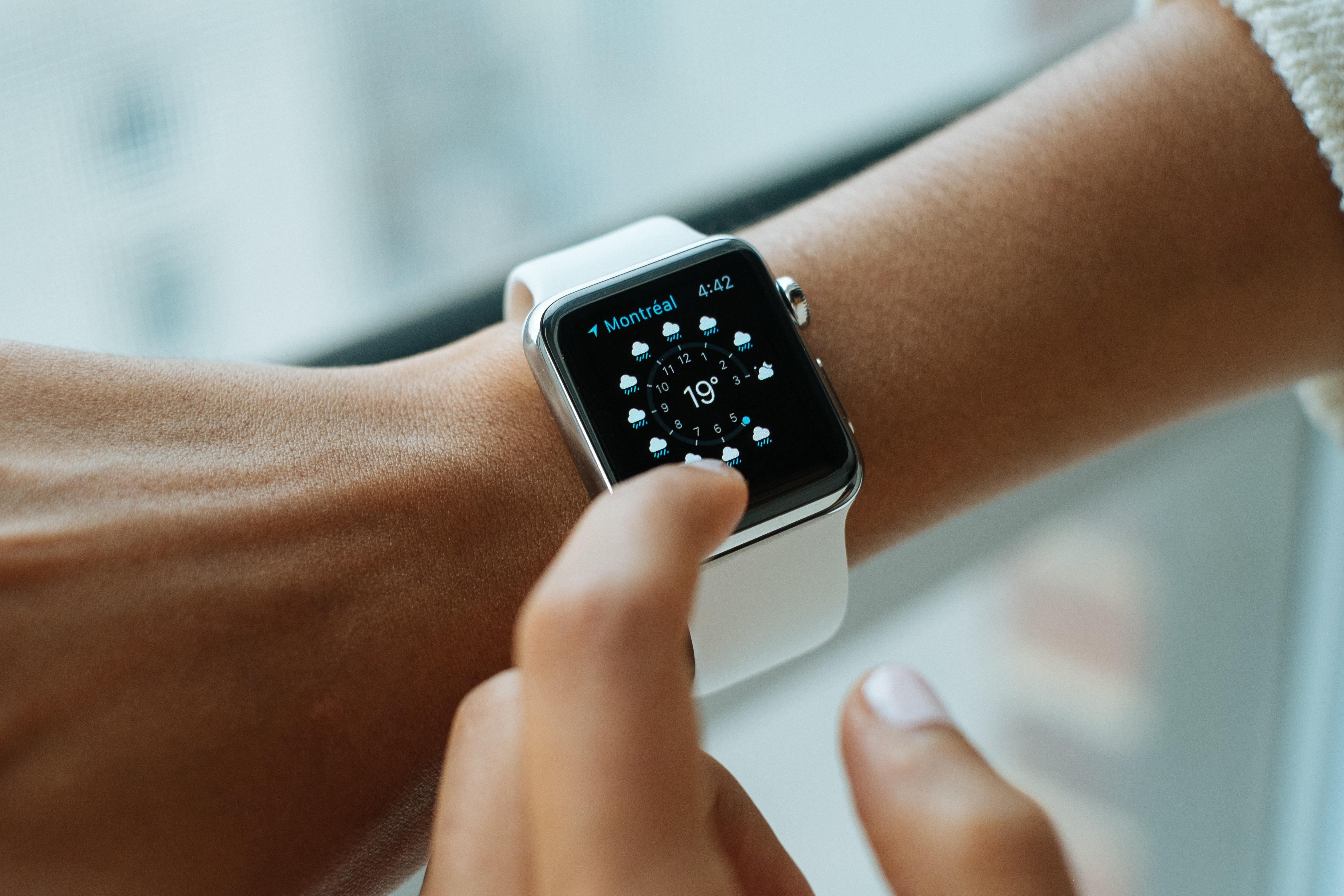 Smart Watch, Wrist, Watch, Technology, Smart, HQ Photo