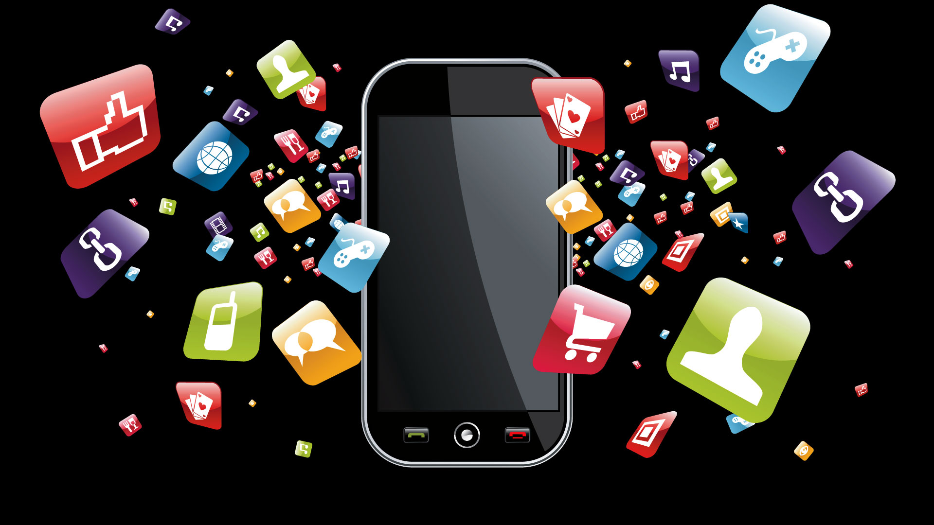 Nearly 85 percent of smartphone app time concentrated in top five ...