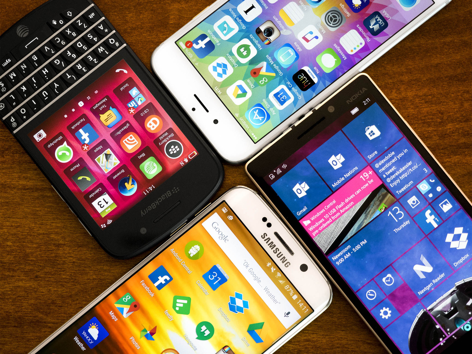 Smartphones are dead Part II: Evolve or die, Microsoft's ultra ...