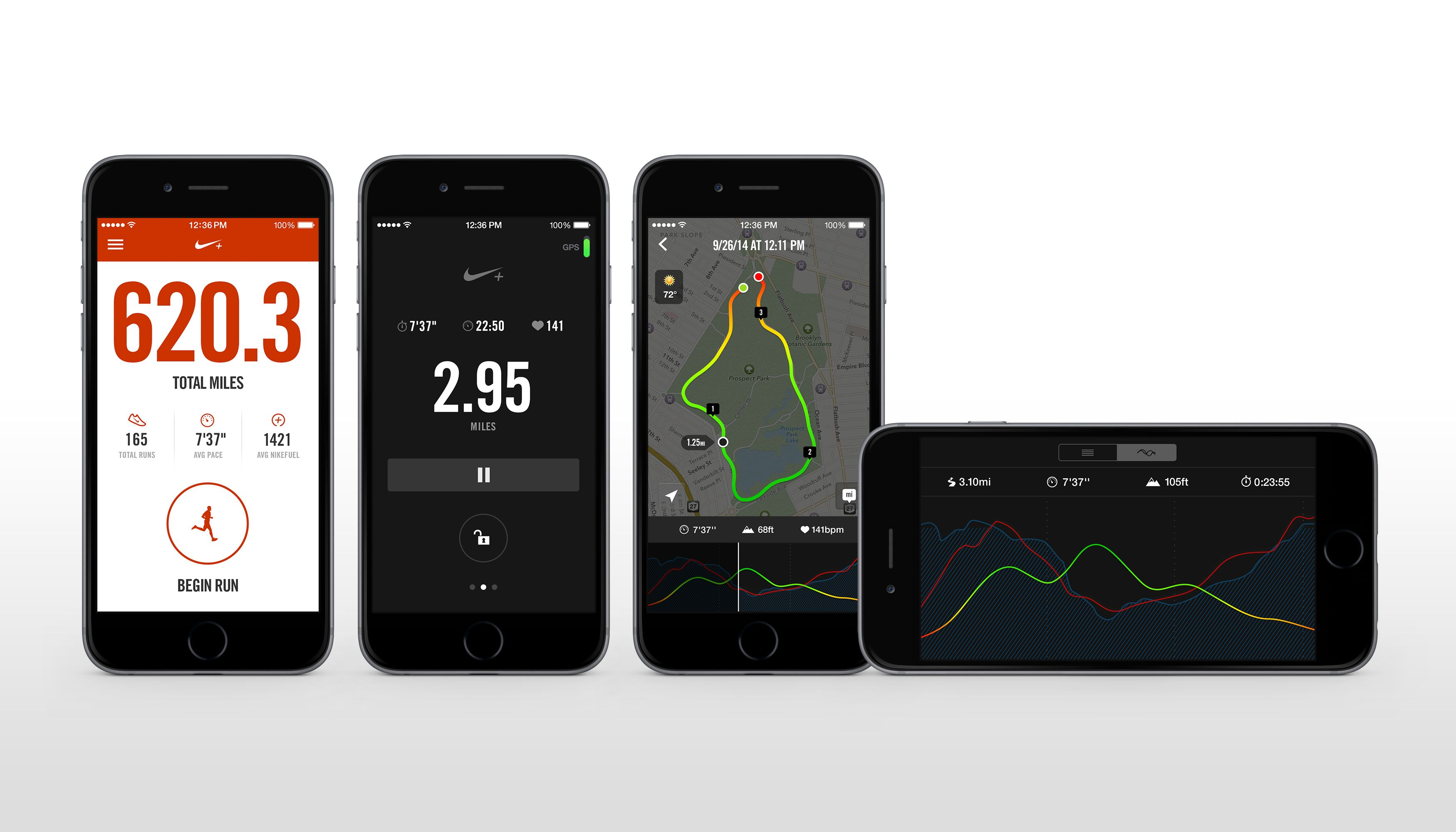 Image result for nike running app | sport & design | Pinterest