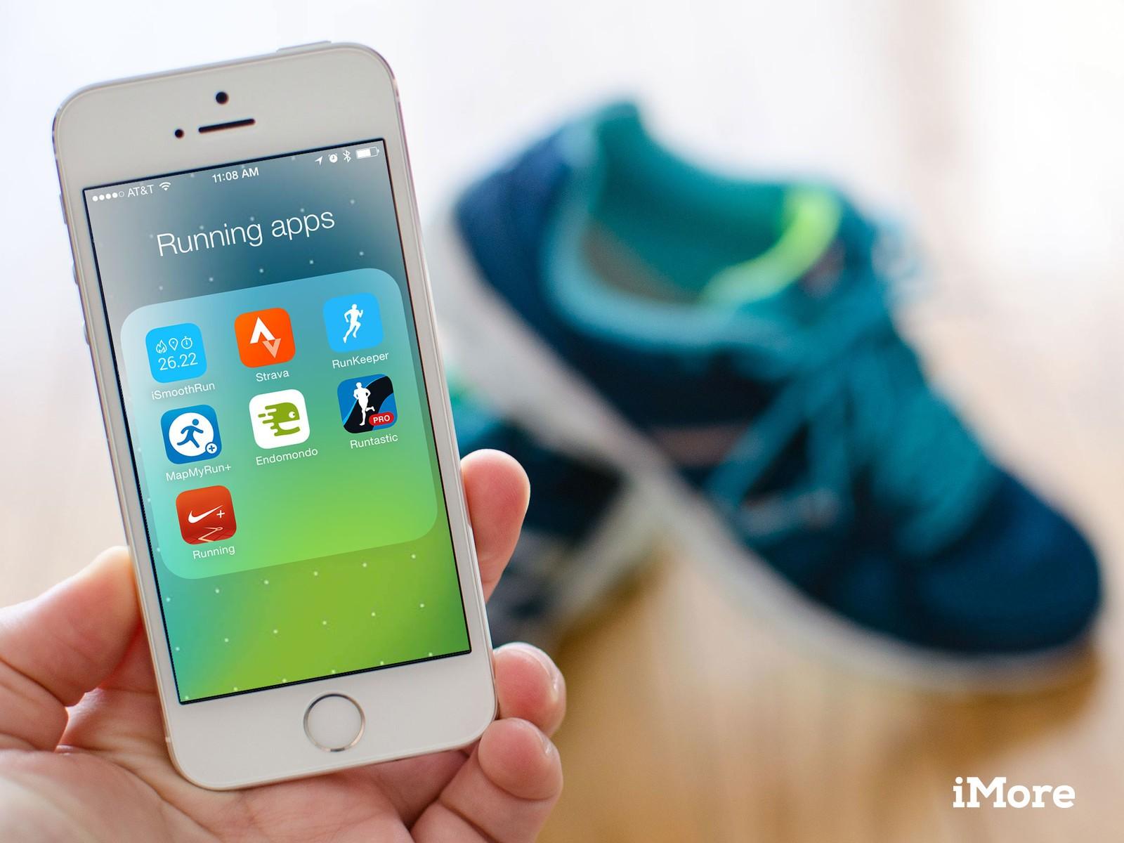 Best run tracking apps for iPhone: RunKeeper, Map My Run, iSmoothRun ...