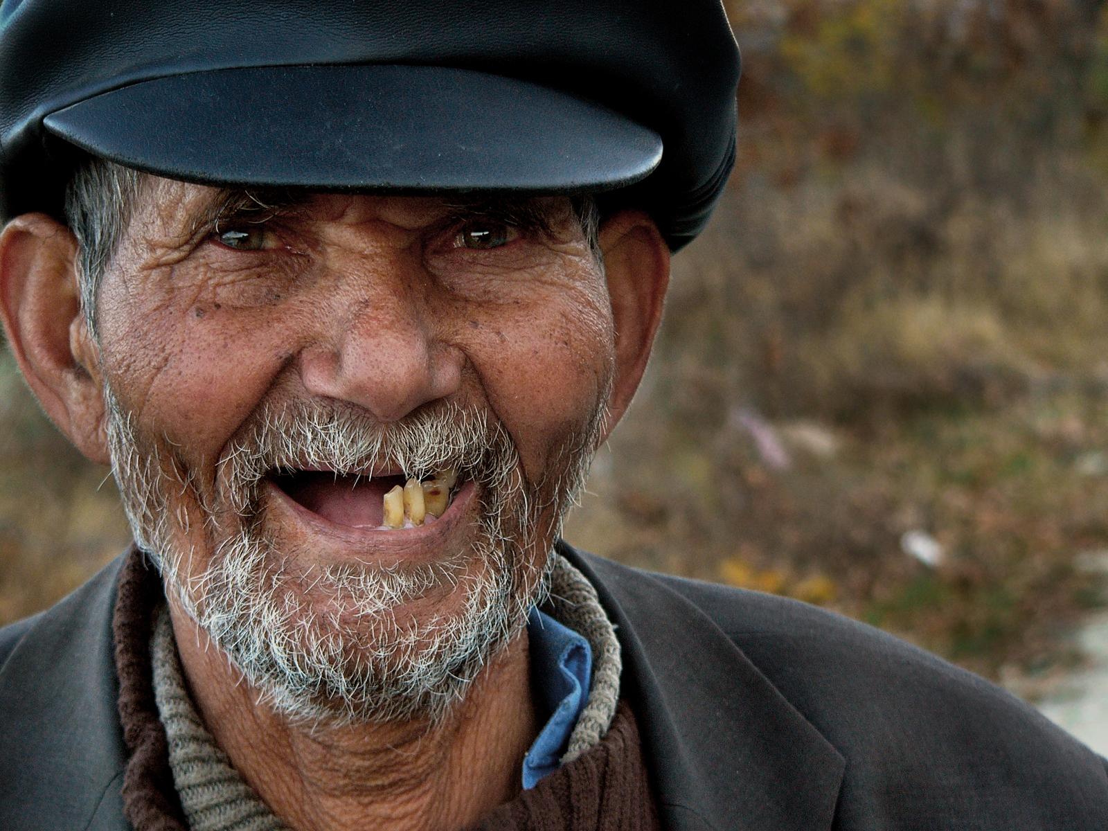 Smile photo