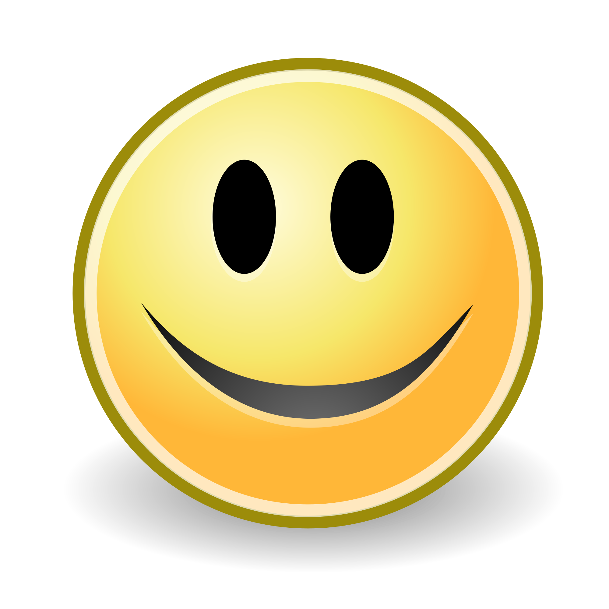 File:Face-smile.svg - Wikimedia Commons