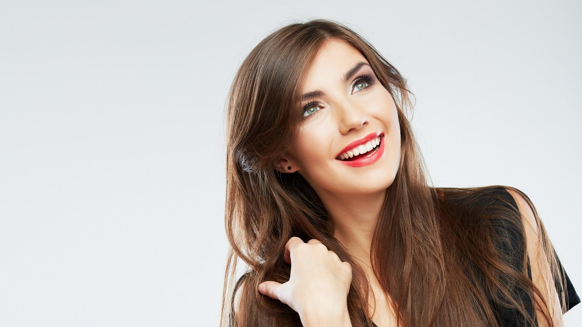 Smile girl photo