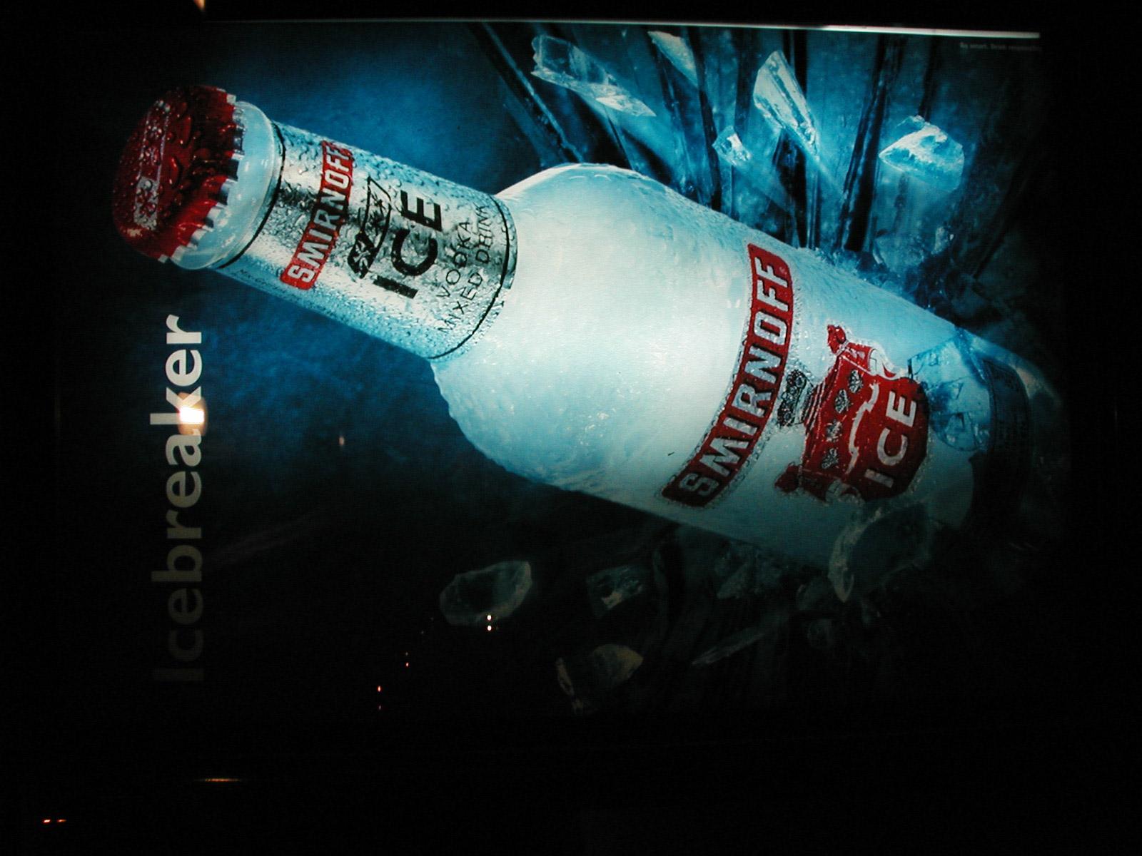 Smirnoff ice photo