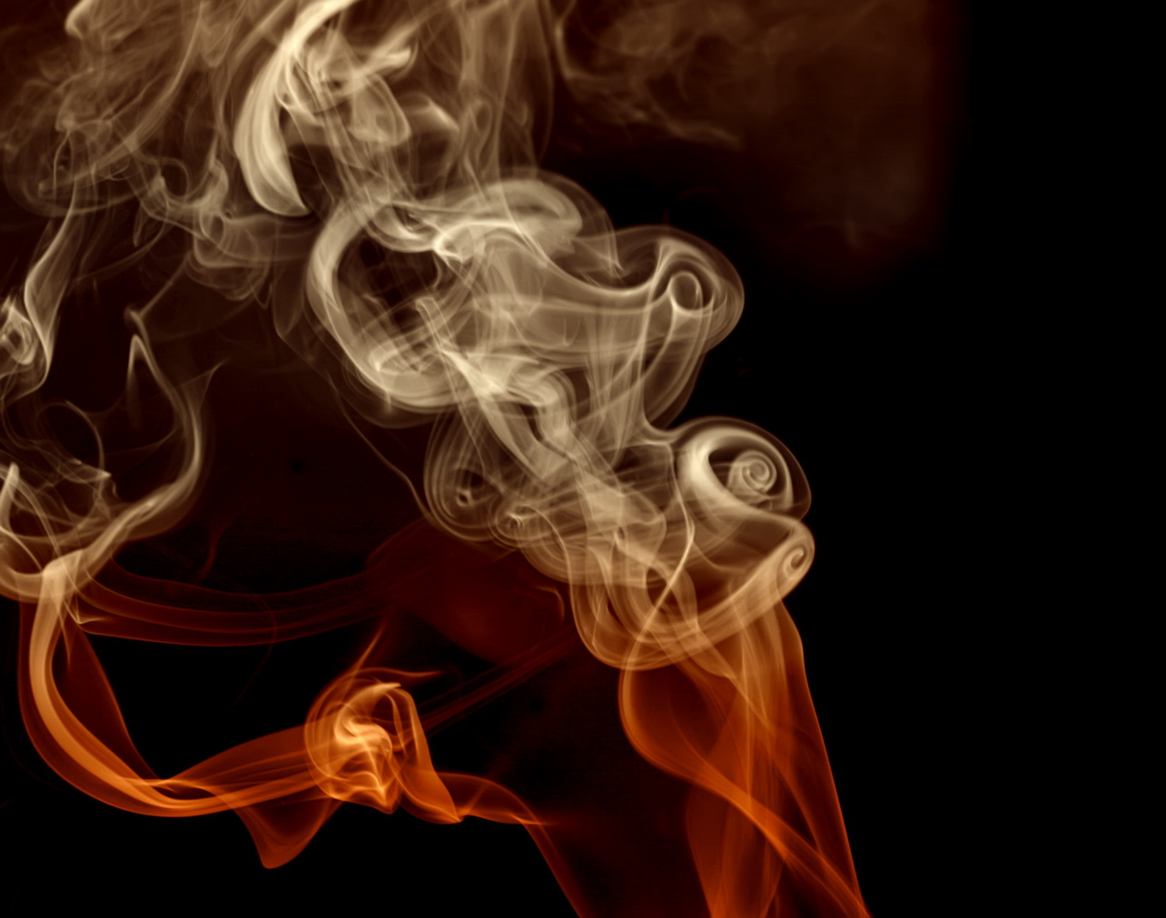 Smoke, Abstract, Flow, Ideas, Image, HQ Photo