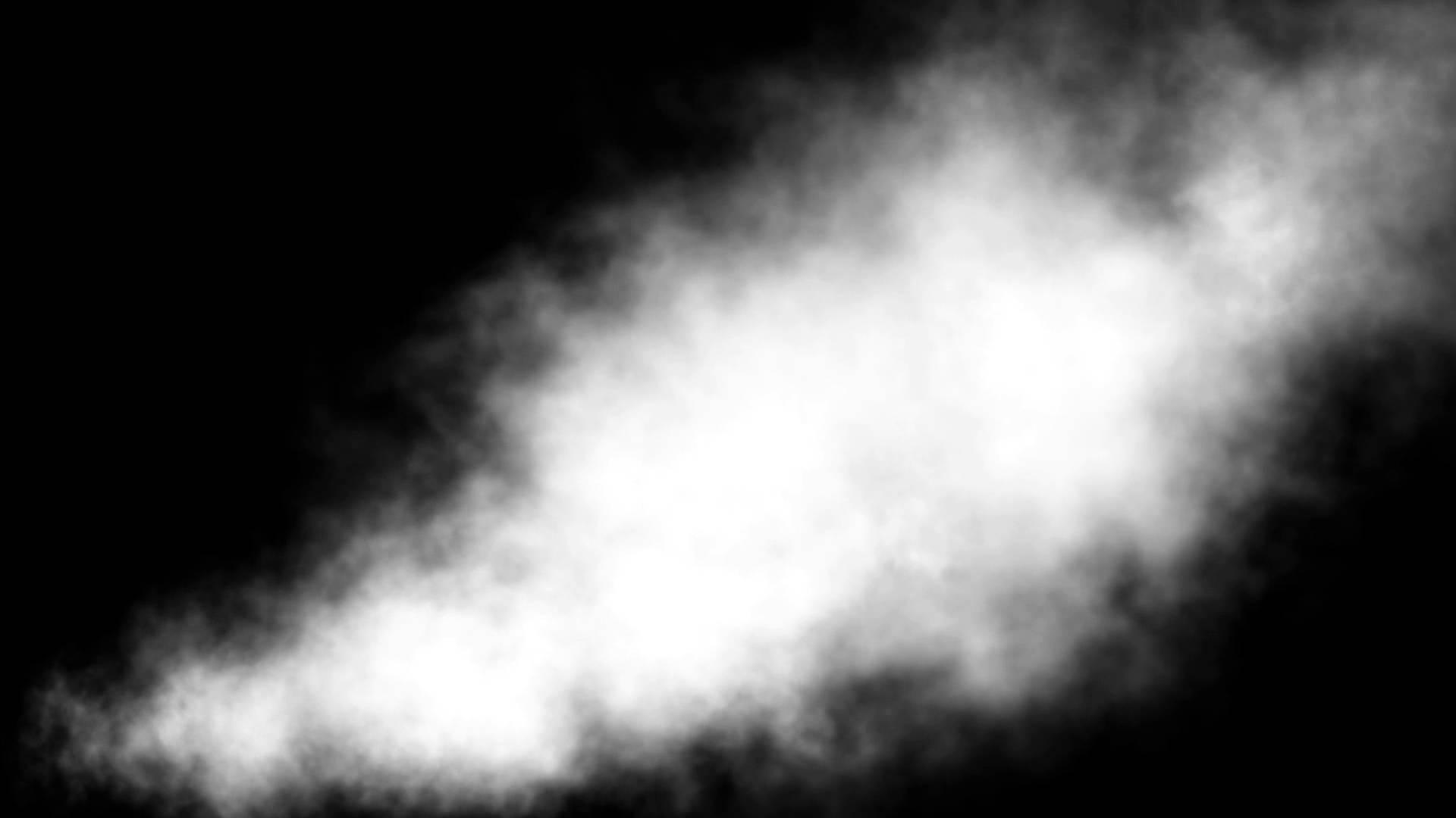 Big White Smoke Wind 2 Black Background ANIMATION FREE FOOTAGE HD ...