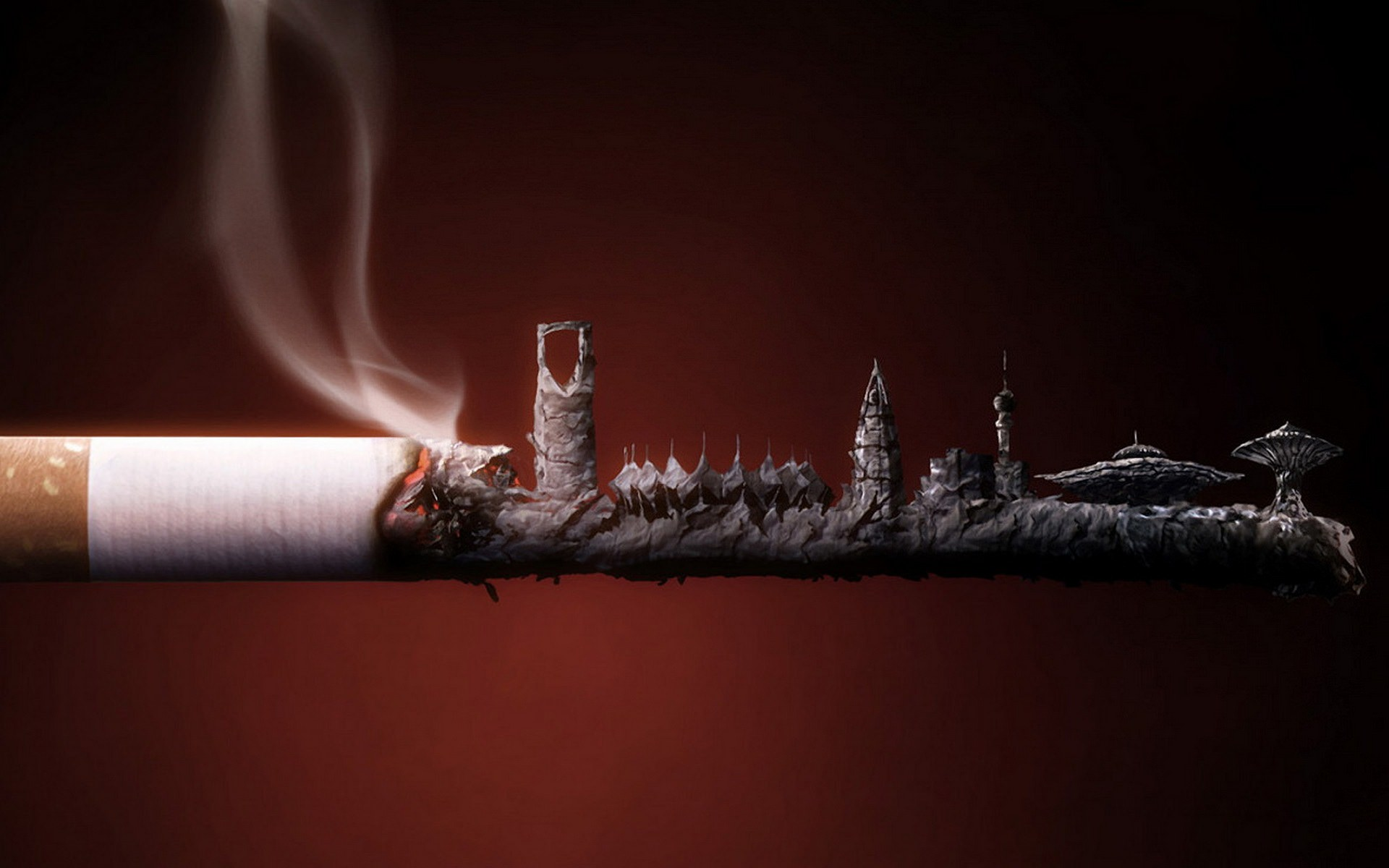 Smoking kills photo