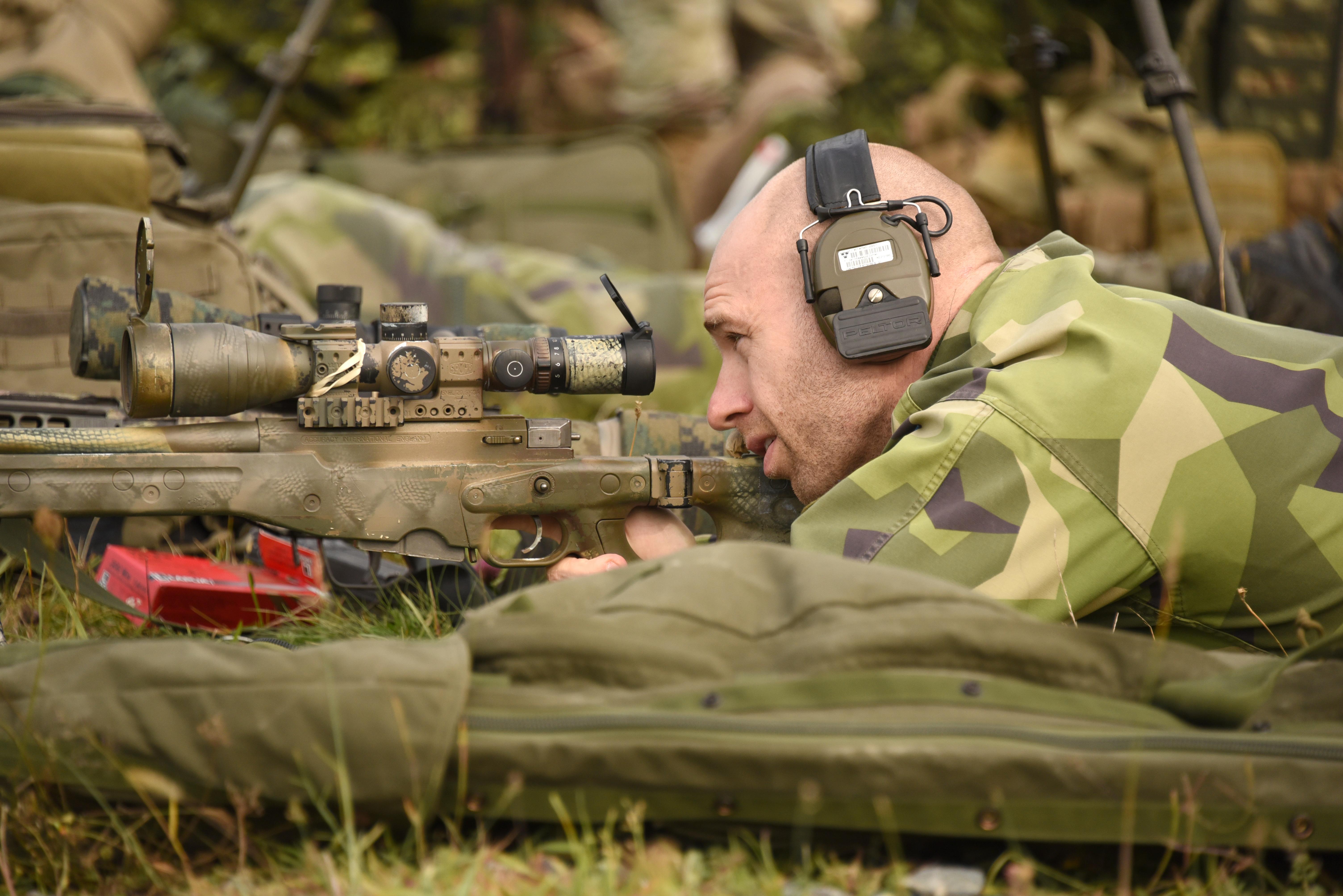 Sniper photo