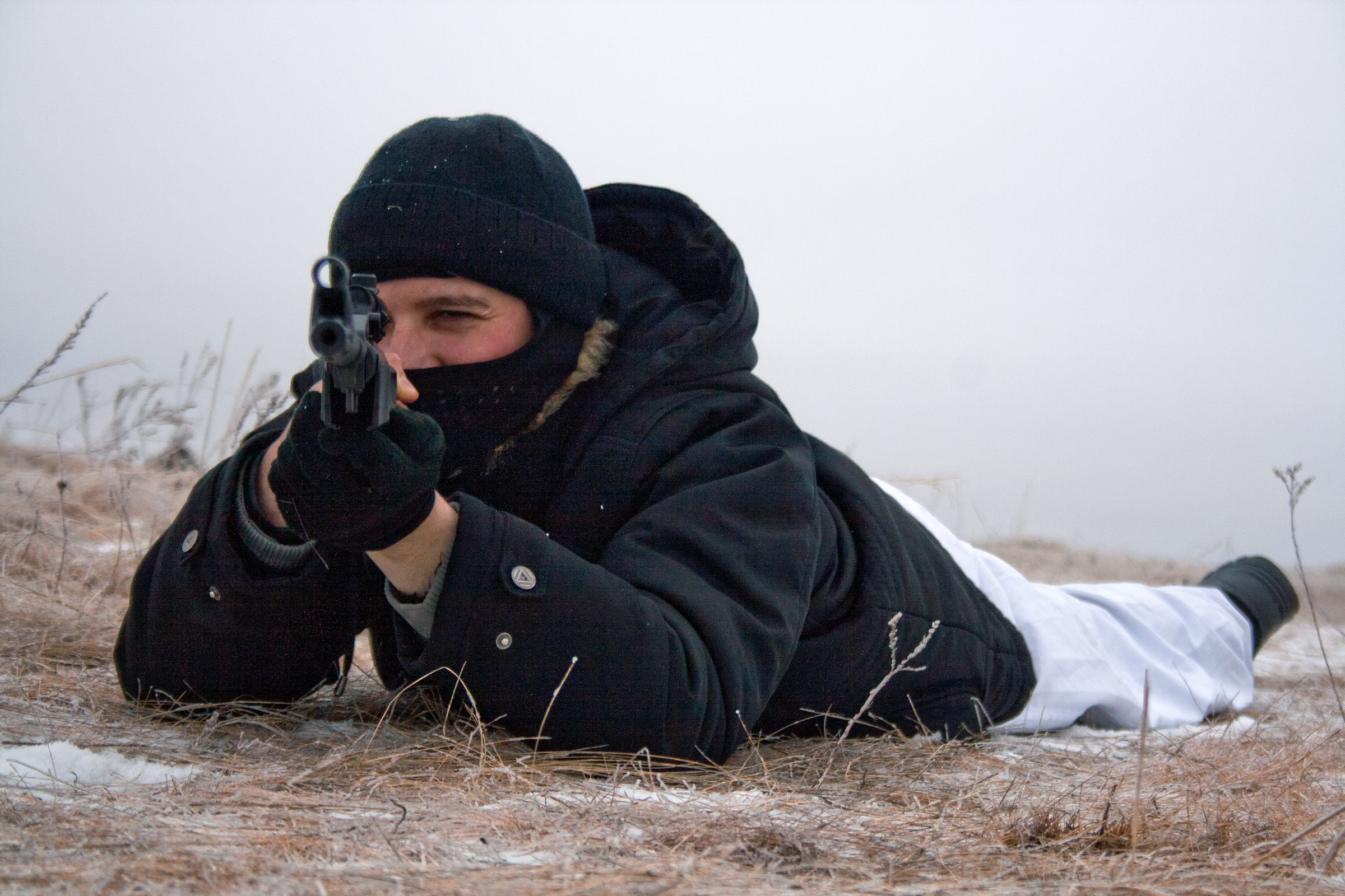 sniper, Armed, Special, Mission, Projectile, HQ Photo