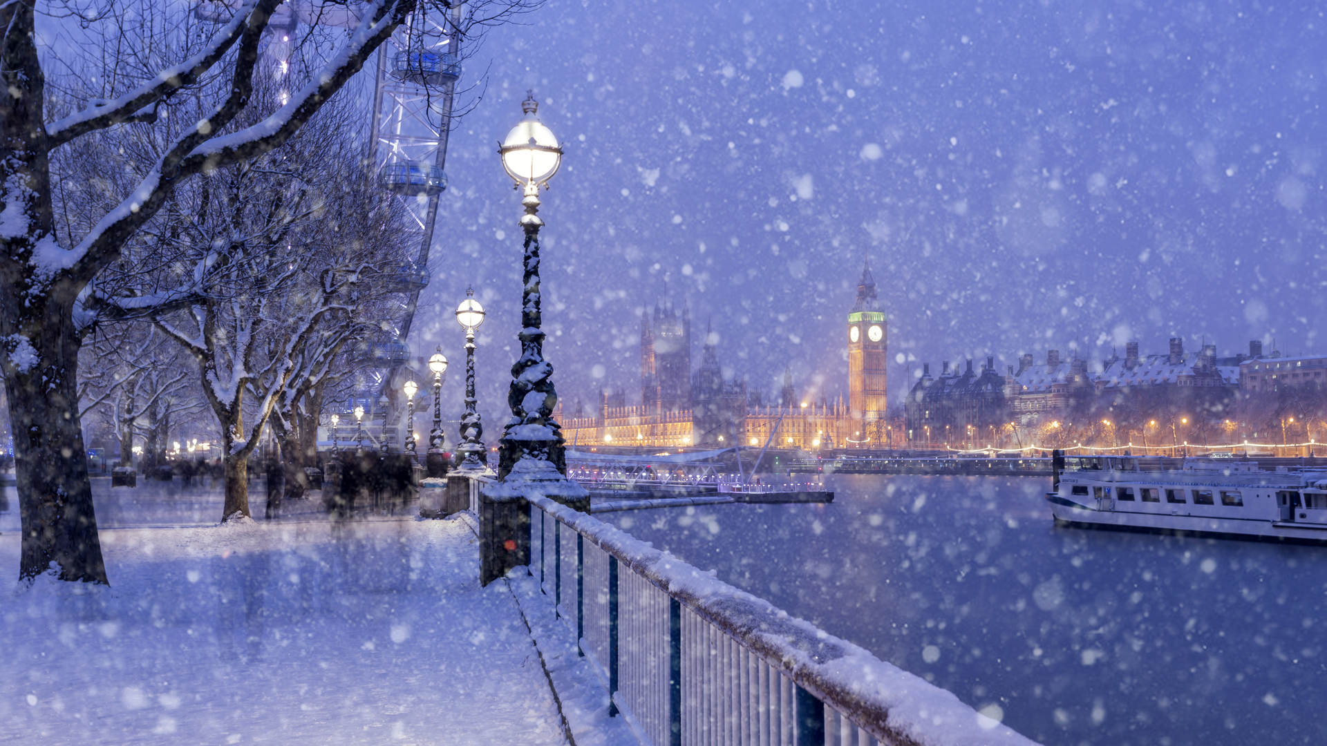 Why you shouldn't believe a UK snow forecast more than three days ...