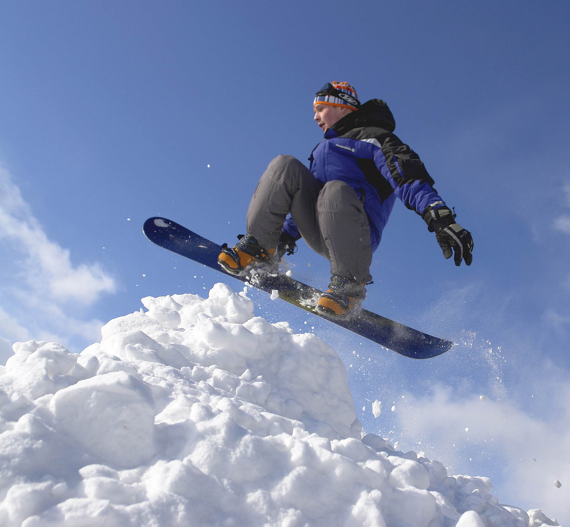 Snowboarding, Air, Bspo07, Extreme, Ice, HQ Photo