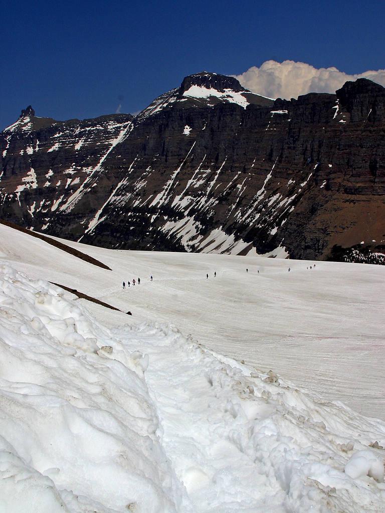 Snowy Hills, Hills, Landscape, Mountain, Snow, HQ Photo
